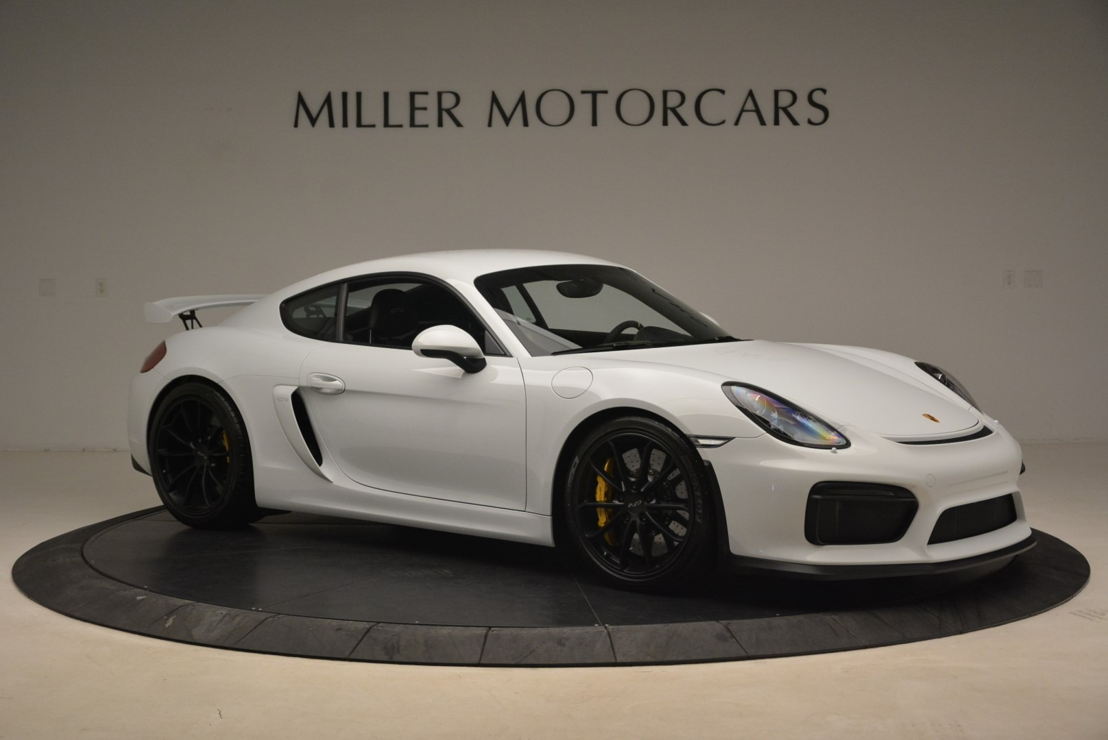 Used 2016 Porsche Cayman GT4 For Sale In Greenwich, CT 2234_p10