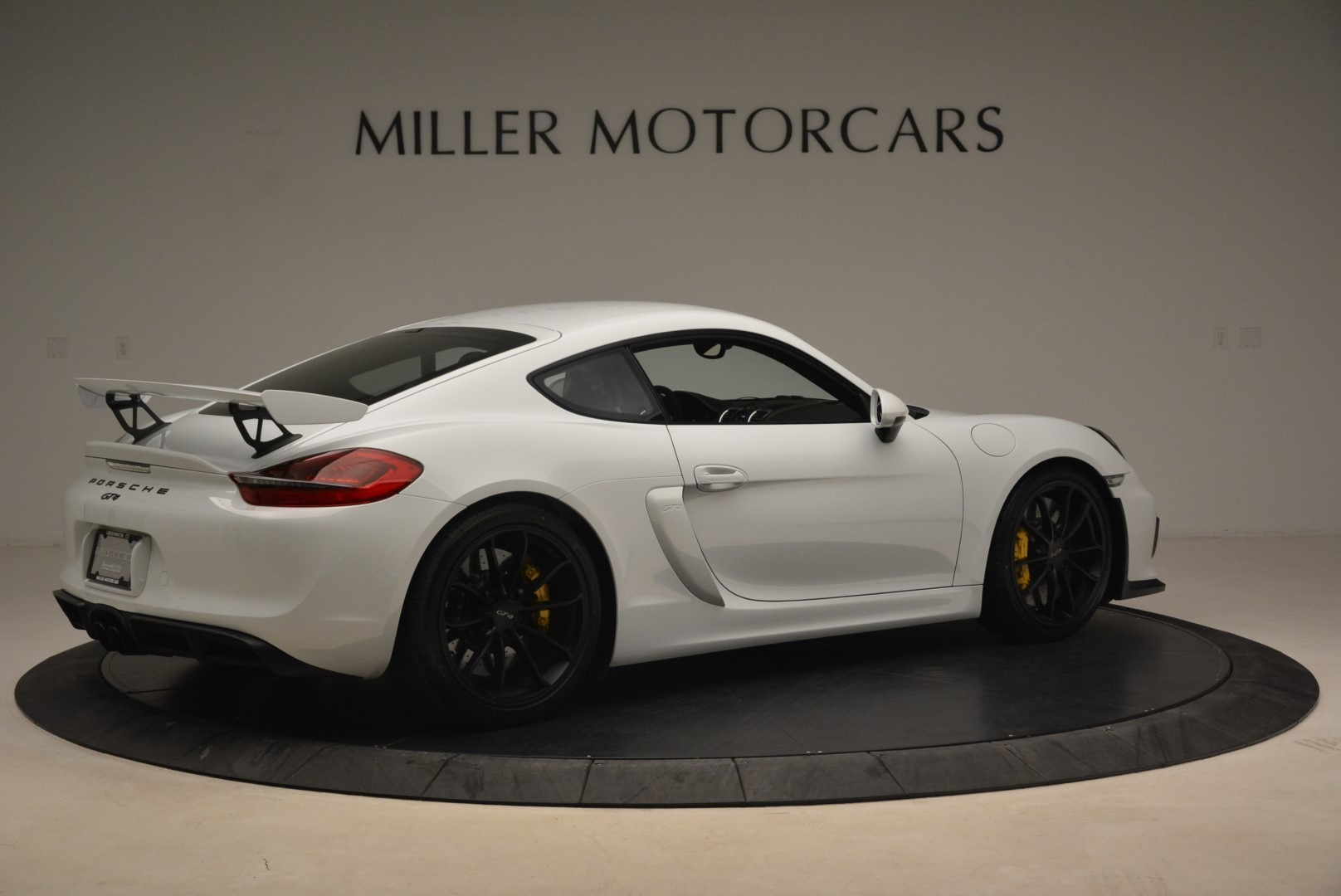 Used 2016 Porsche Cayman GT4 For Sale In Greenwich, CT 2234_p8