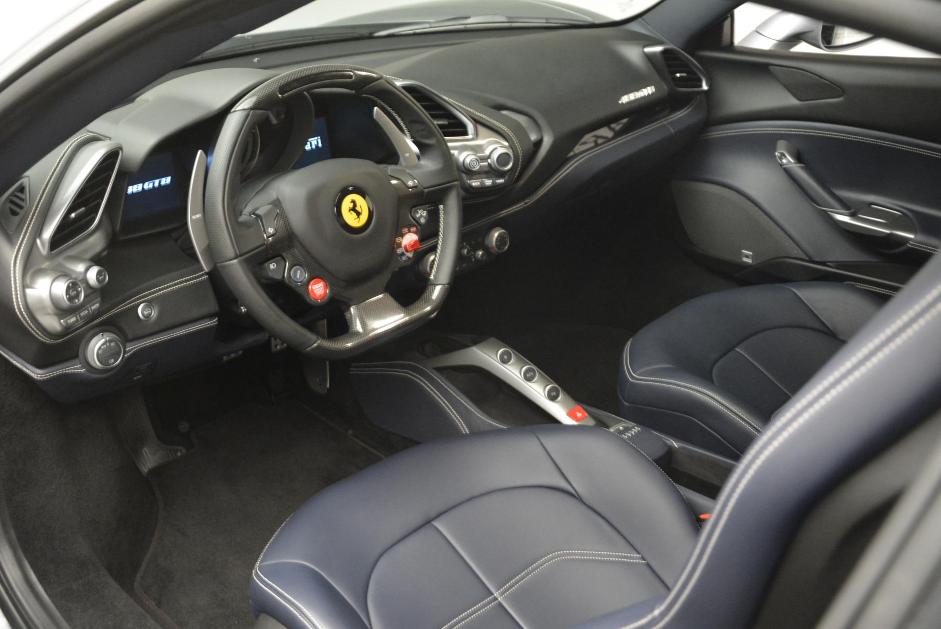 Used 2017 Ferrari 488 GTB  For Sale In Greenwich, CT 2235_p14