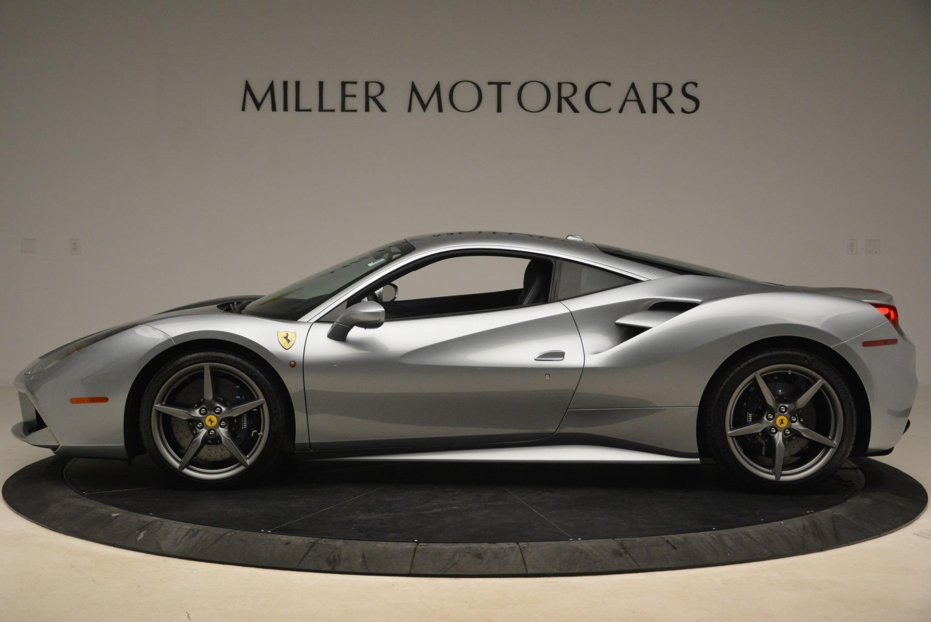 Used 2017 Ferrari 488 GTB  For Sale In Greenwich, CT 2235_p3