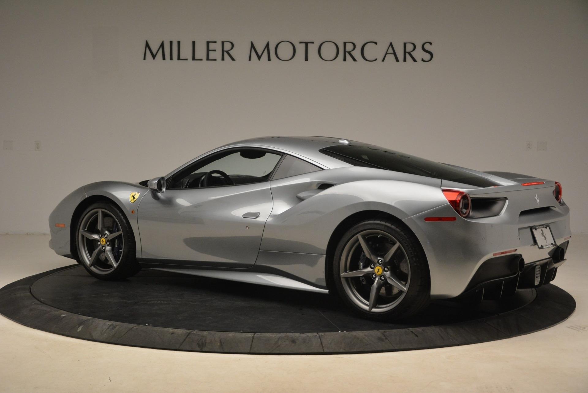 Used 2017 Ferrari 488 GTB  For Sale In Greenwich, CT 2235_p4