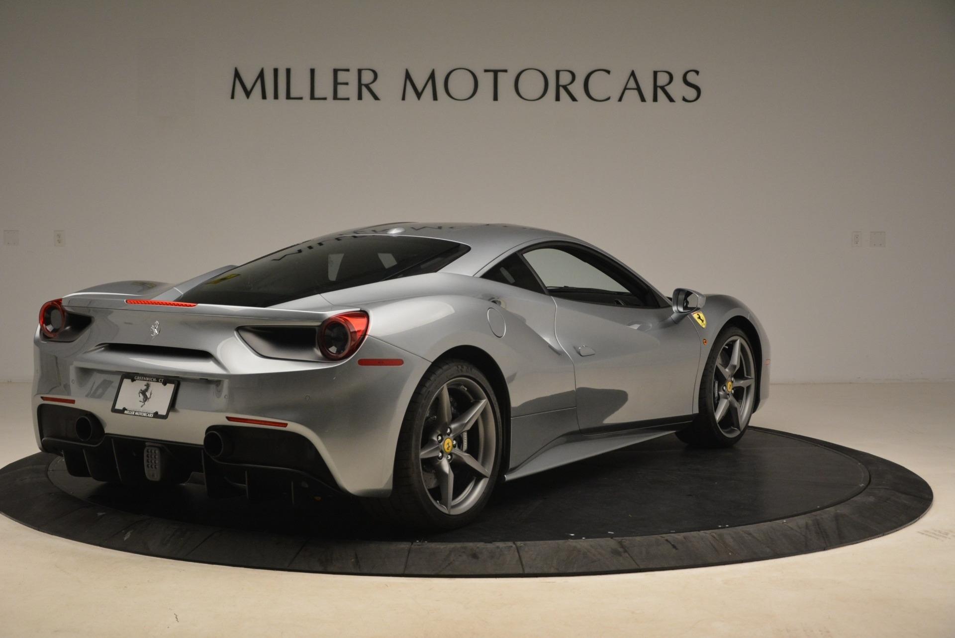 Used 2017 Ferrari 488 GTB  For Sale In Greenwich, CT 2235_p7