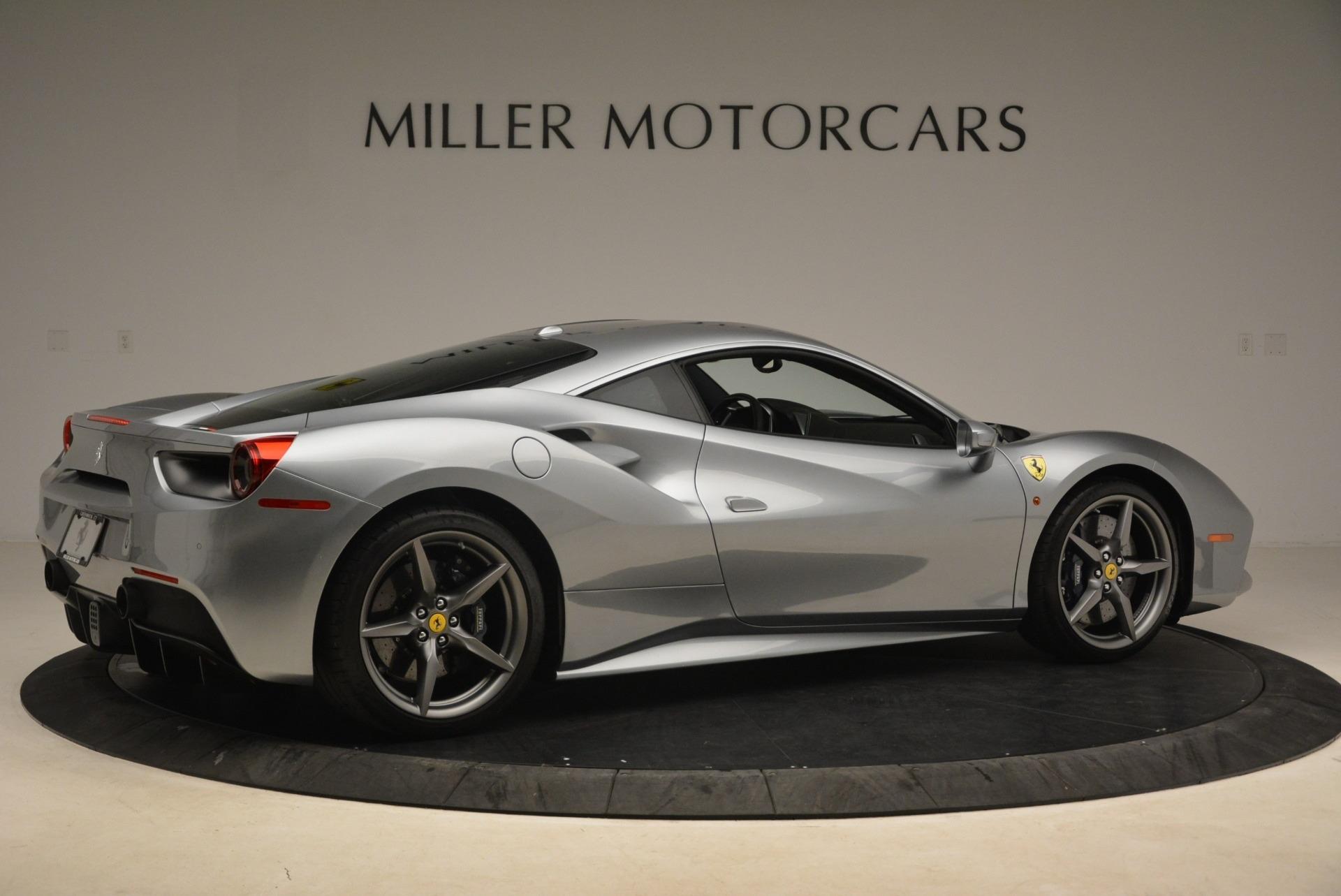 Used 2017 Ferrari 488 GTB  For Sale In Greenwich, CT 2235_p8