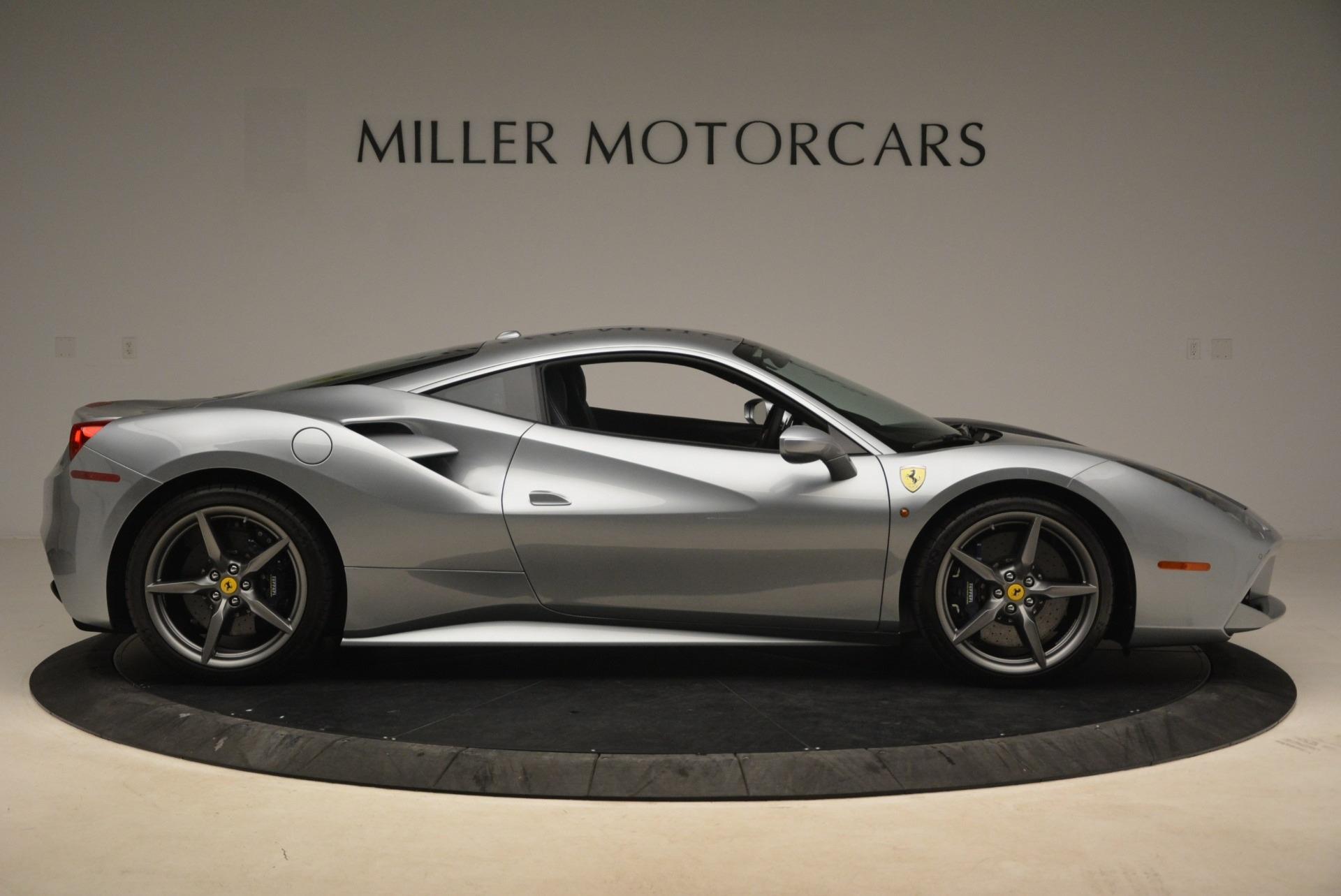 Used 2017 Ferrari 488 GTB  For Sale In Greenwich, CT 2235_p9