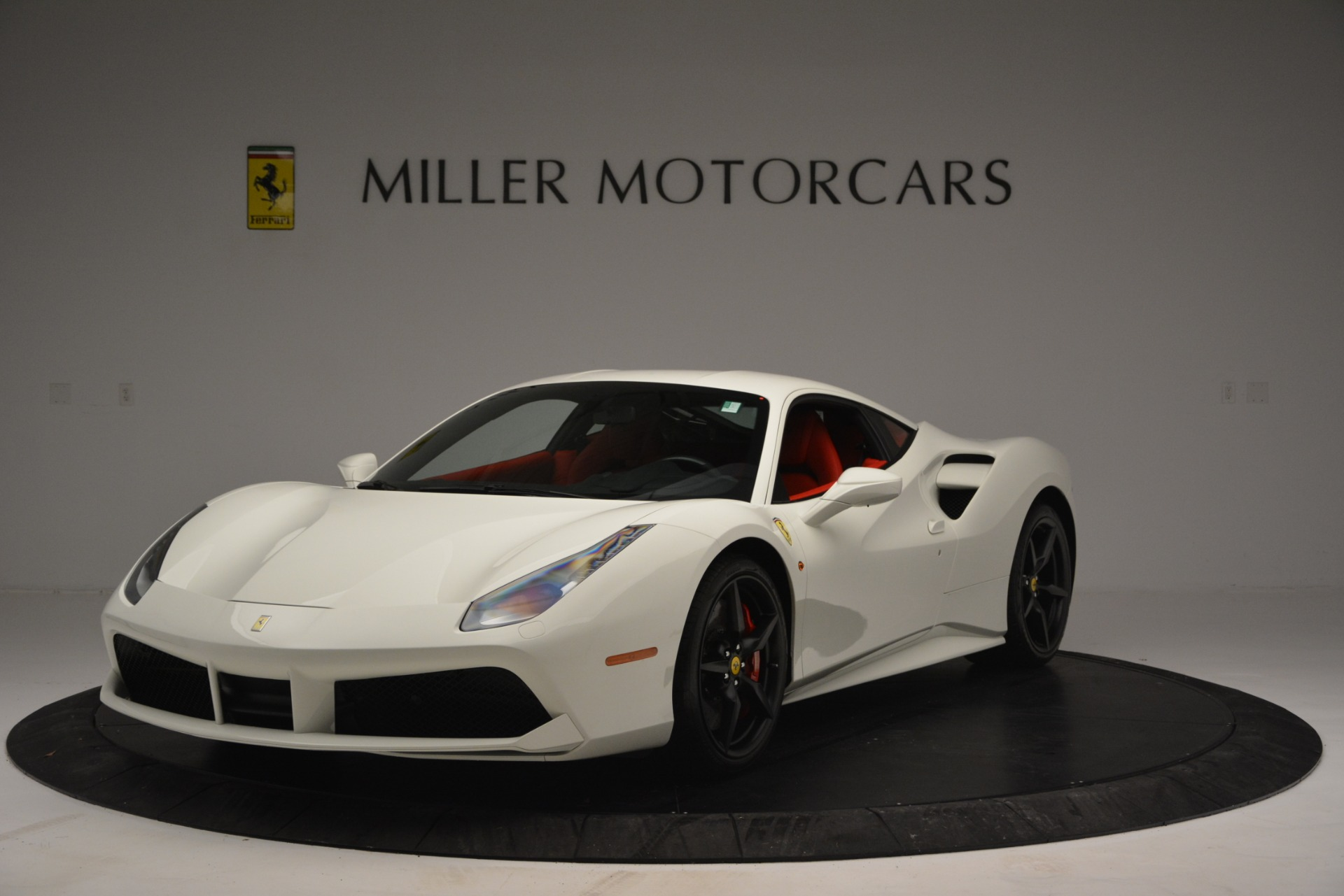 Used 2017 Ferrari 488 GTB  For Sale In Greenwich, CT 2238_main