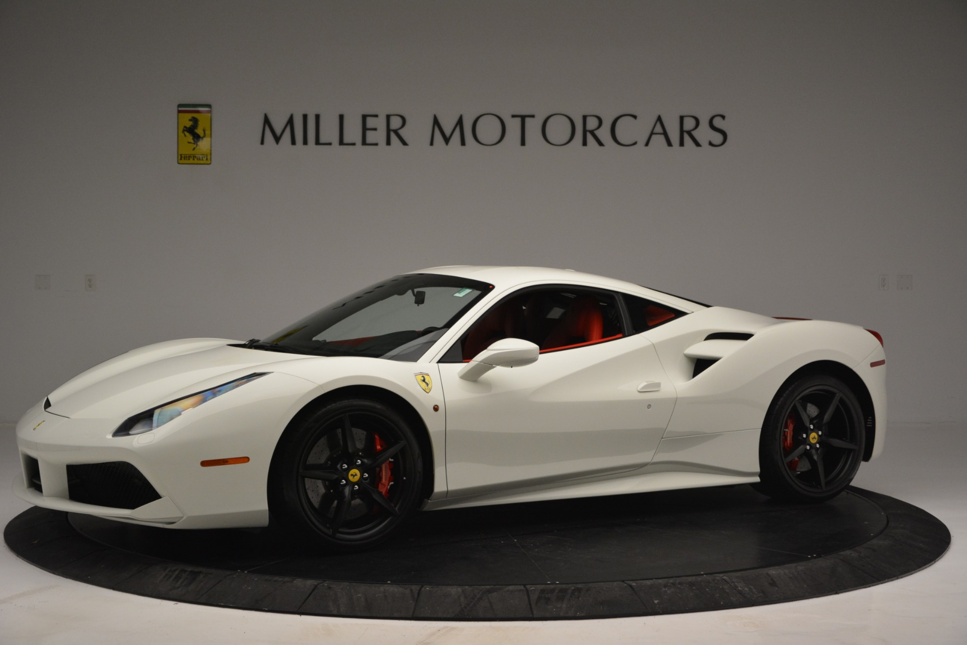 Used 2017 Ferrari 488 GTB  For Sale In Greenwich, CT 2238_p2