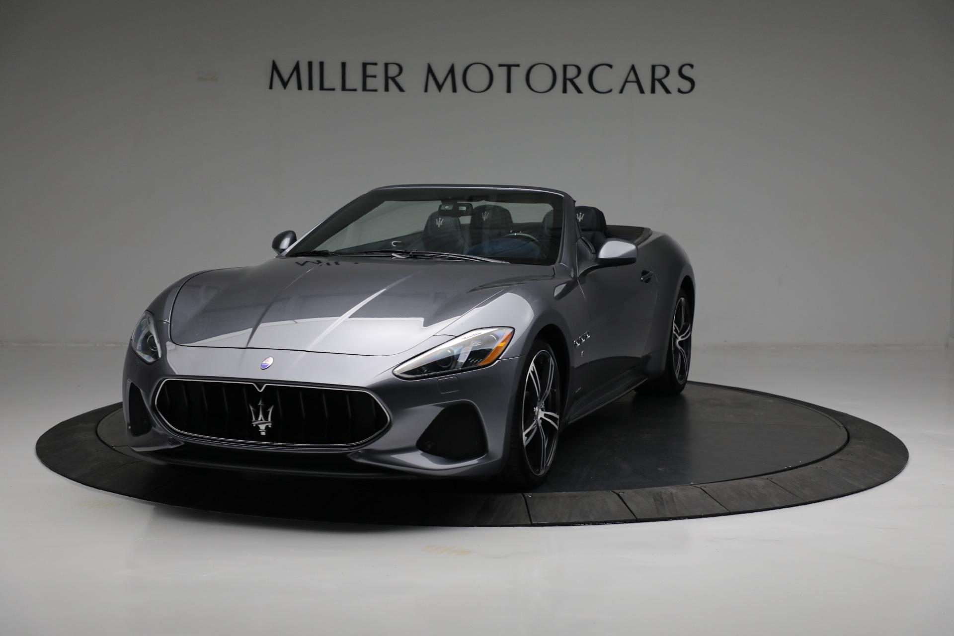 New 2018 Maserati GranTurismo Sport For Sale In Greenwich, CT 2240_main