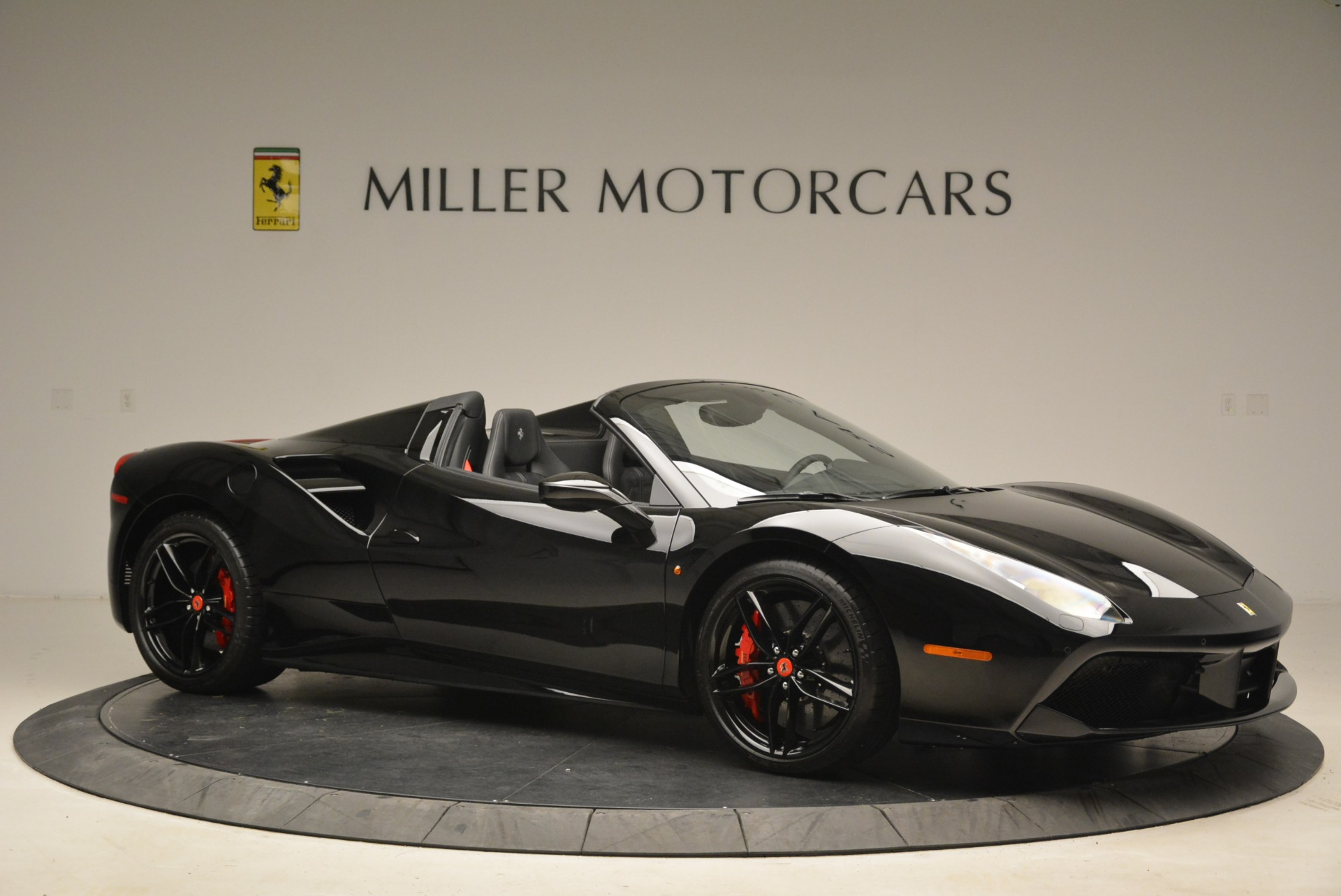 Used 2018 Ferrari 488 Spider  For Sale In Greenwich, CT 2245_p10