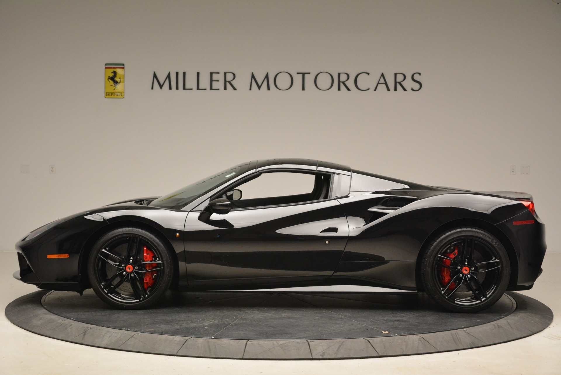 Used 2018 Ferrari 488 Spider  For Sale In Greenwich, CT 2245_p15