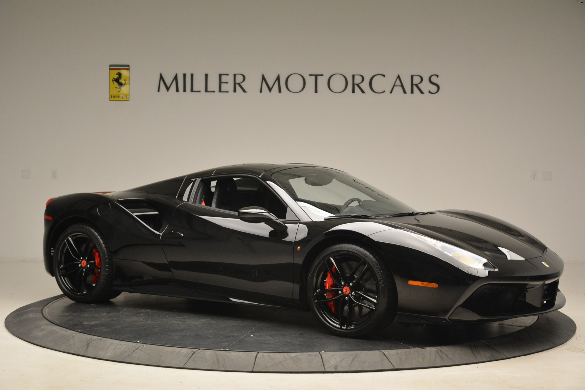 Used 2018 Ferrari 488 Spider  For Sale In Greenwich, CT 2245_p22