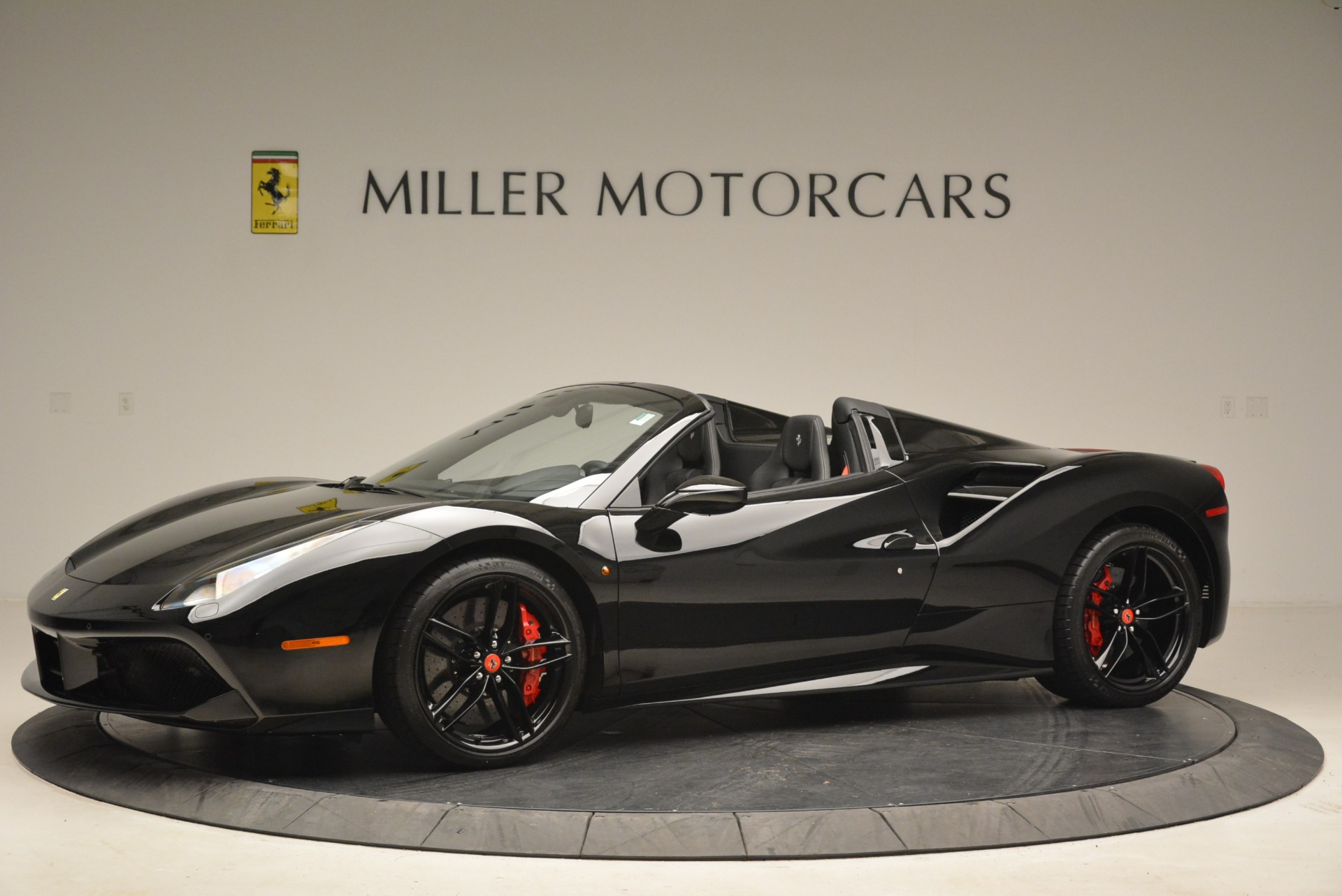 Used 2018 Ferrari 488 Spider  For Sale In Greenwich, CT 2245_p2