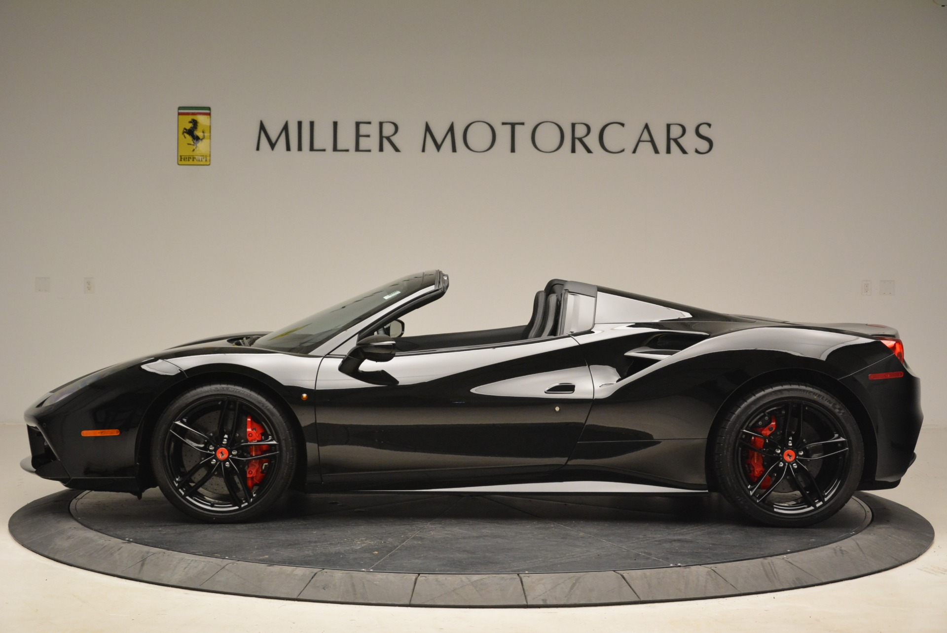 Used 2018 Ferrari 488 Spider  For Sale In Greenwich, CT 2245_p3