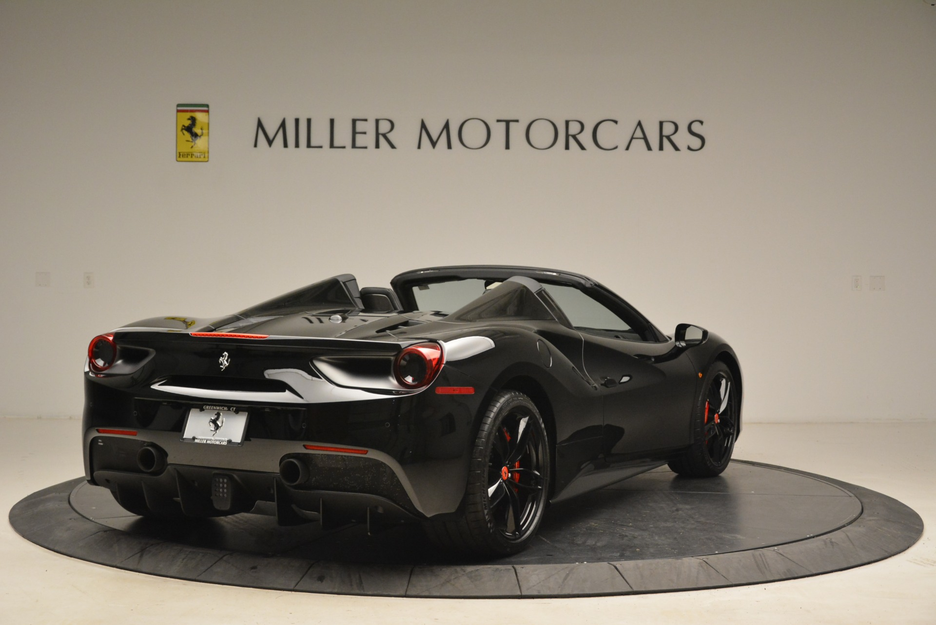 Used 2018 Ferrari 488 Spider  For Sale In Greenwich, CT 2245_p7