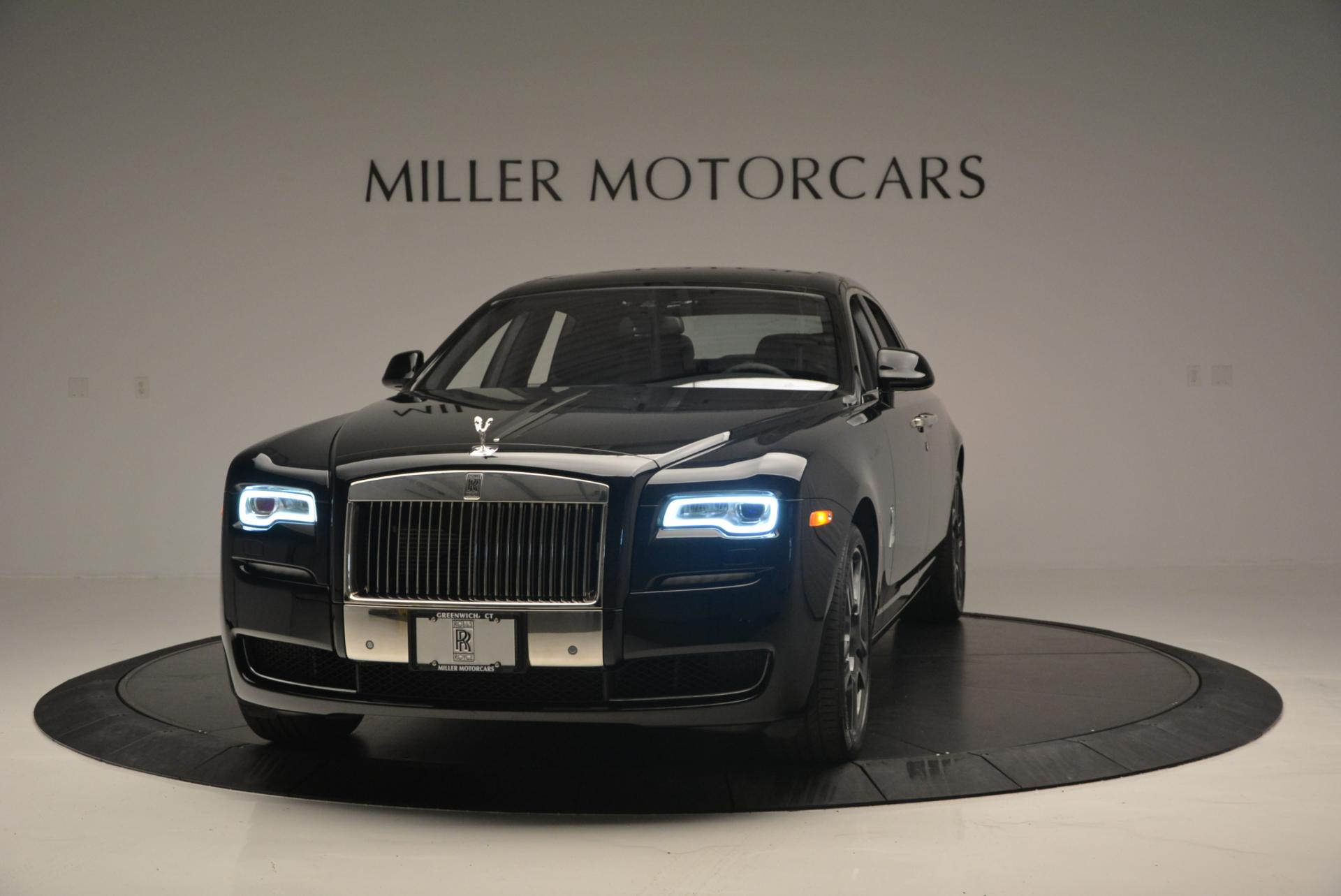 New 2016 Rolls-Royce Ghost Series II  For Sale In Greenwich, CT 225_main