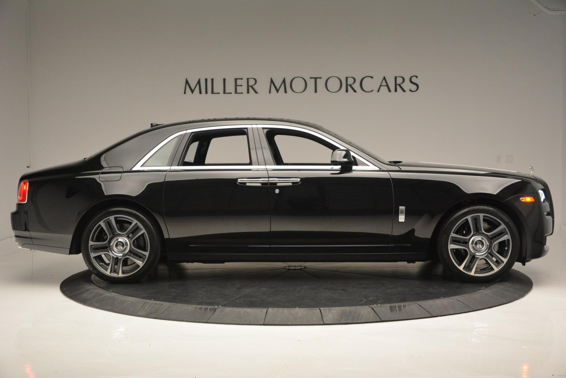 New 2016 Rolls-Royce Ghost Series II  For Sale In Greenwich, CT 225_p10