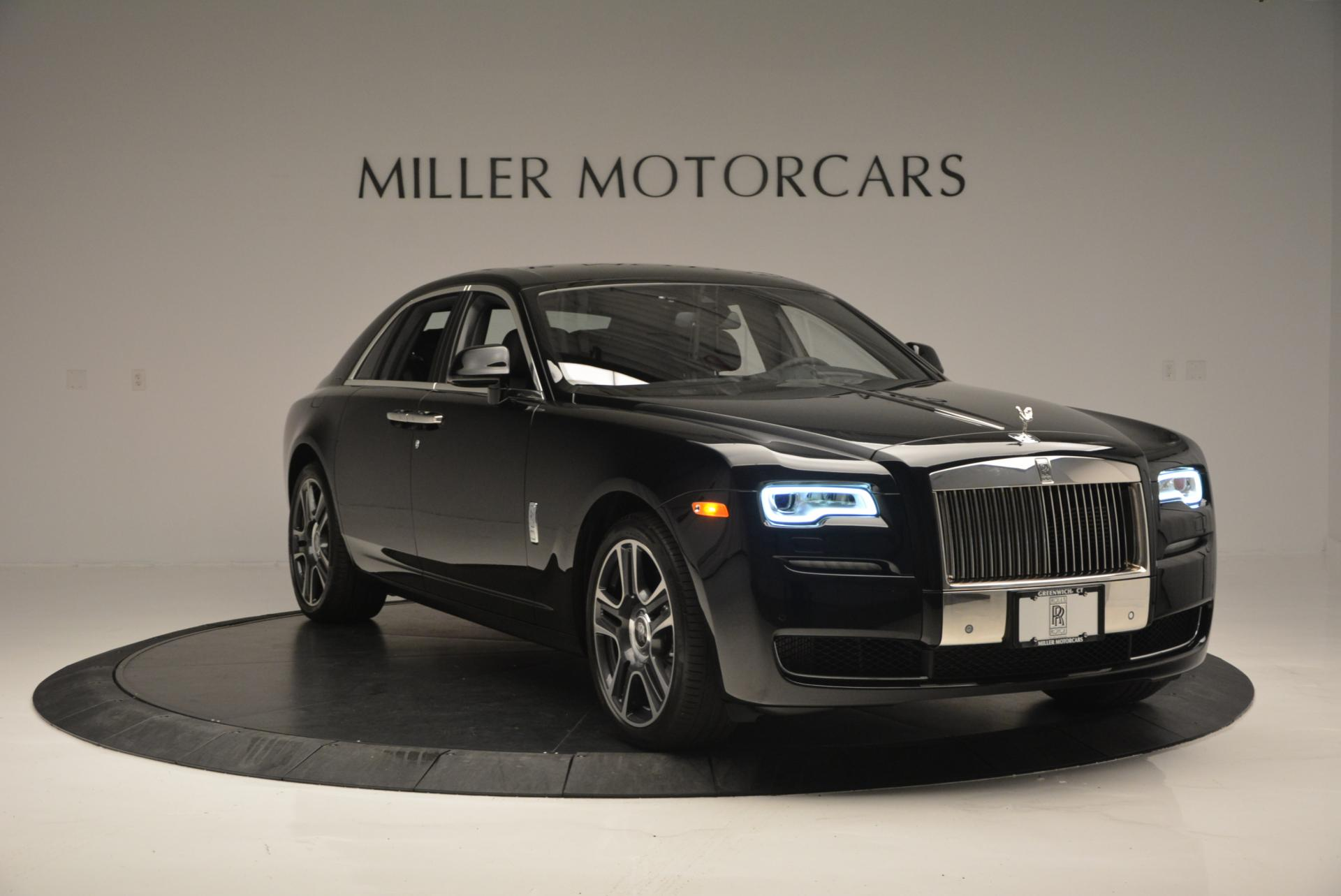 New 2016 Rolls-Royce Ghost Series II  For Sale In Greenwich, CT 225_p11