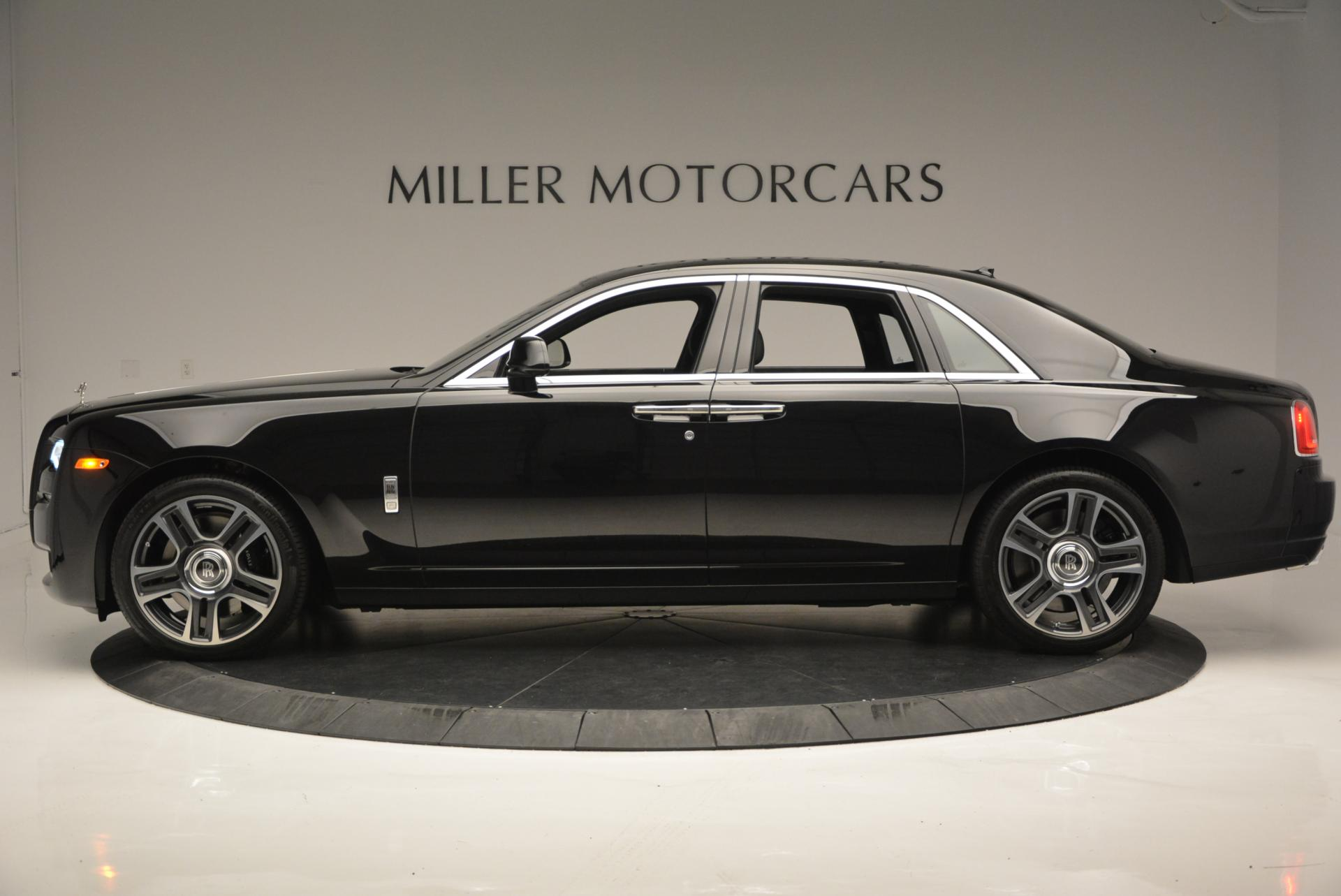 New 2016 Rolls-Royce Ghost Series II  For Sale In Greenwich, CT 225_p4