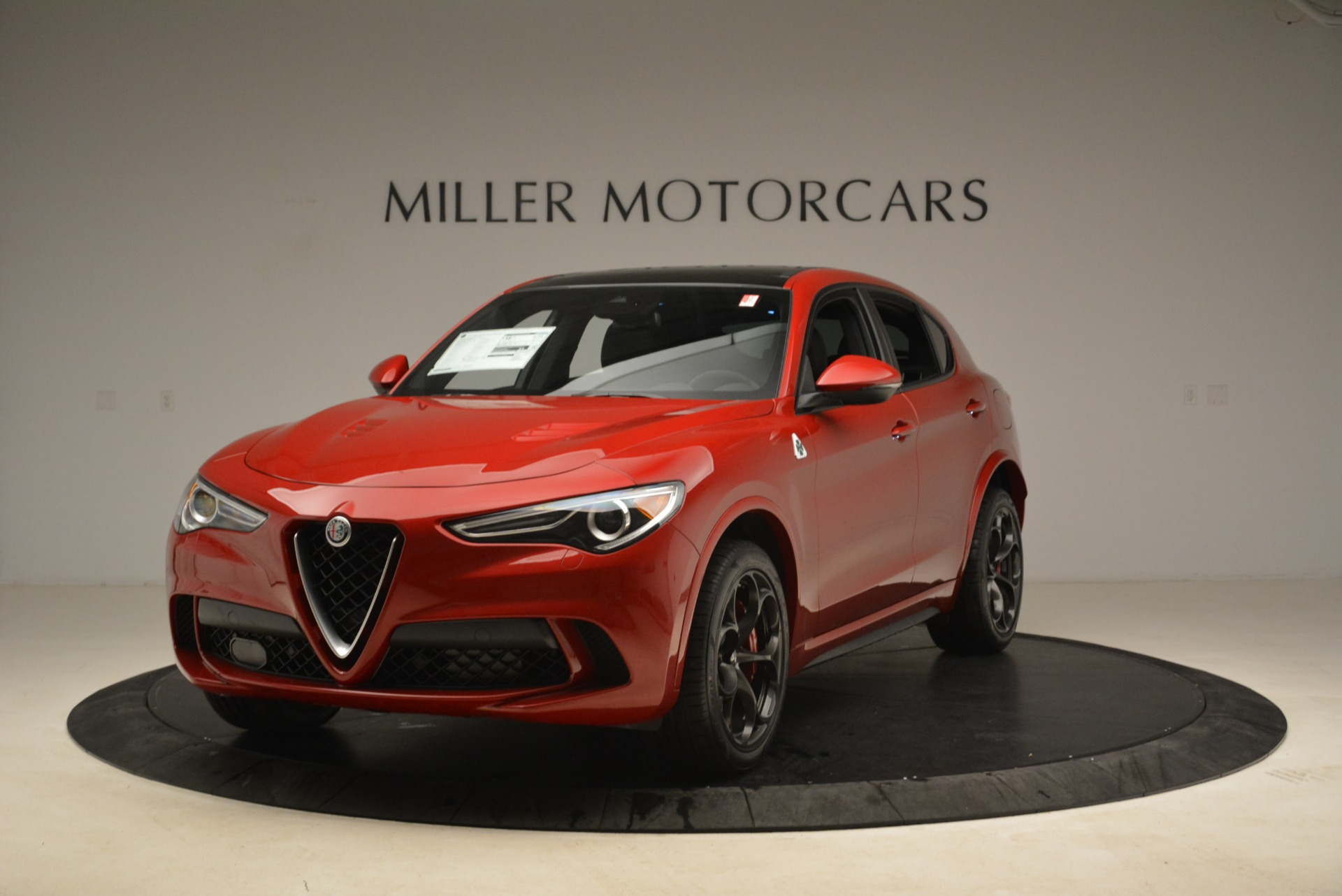 New 2018 Alfa Romeo Stelvio Quadrifoglio For Sale In Greenwich, CT