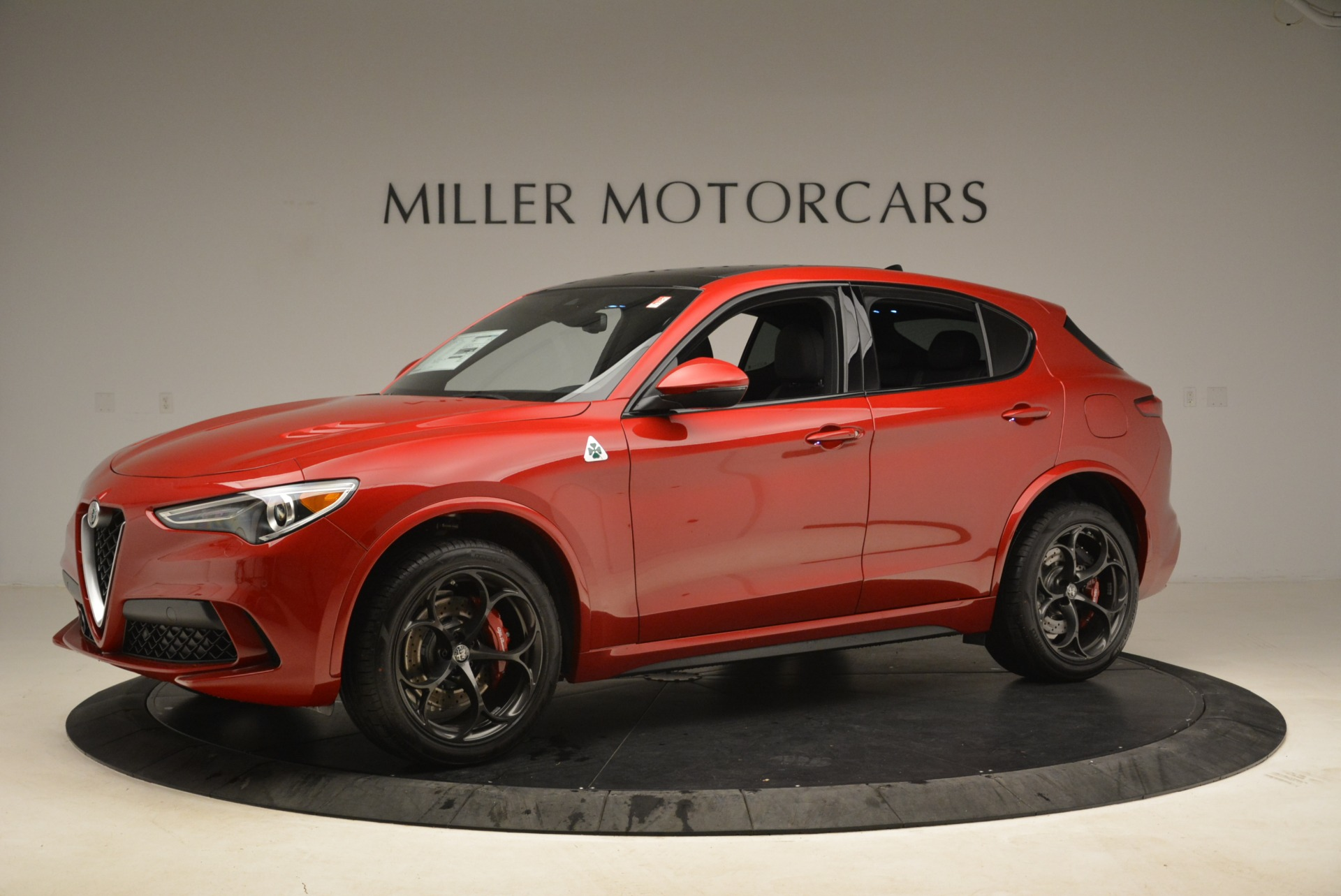 New 2018 Alfa Romeo Stelvio Quadrifoglio For Sale In Greenwich, CT 2251_p2