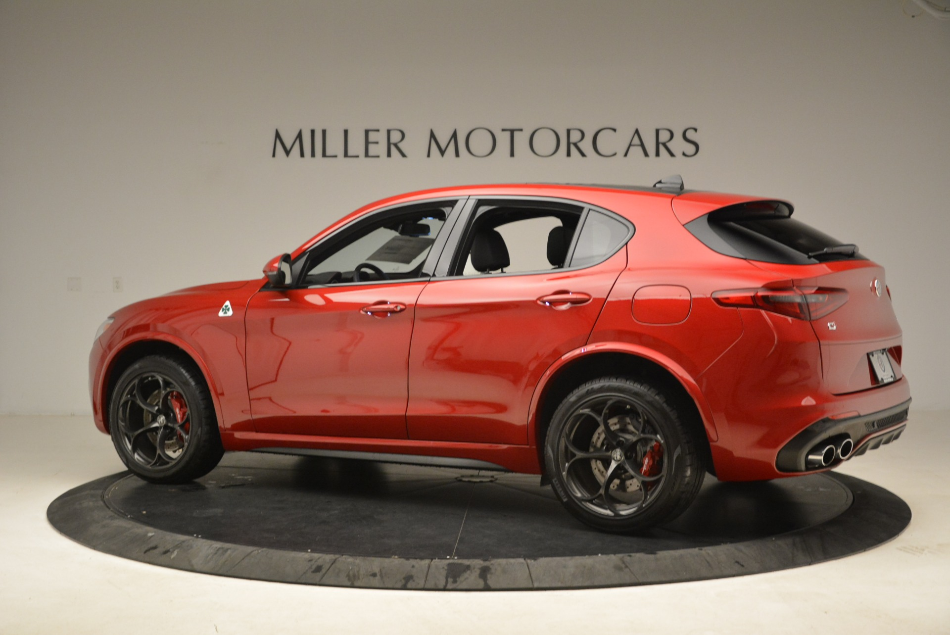 New 2018 Alfa Romeo Stelvio Quadrifoglio For Sale In Greenwich, CT 2251_p4