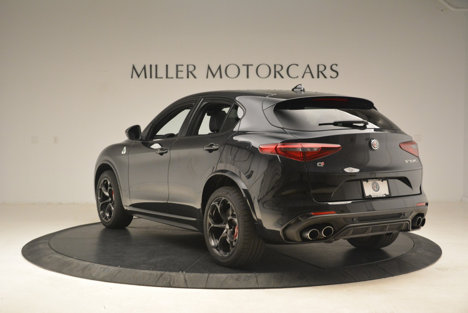 New 2018 Alfa Romeo Stelvio Quadrifoglio For Sale In Greenwich, CT 2253_p5