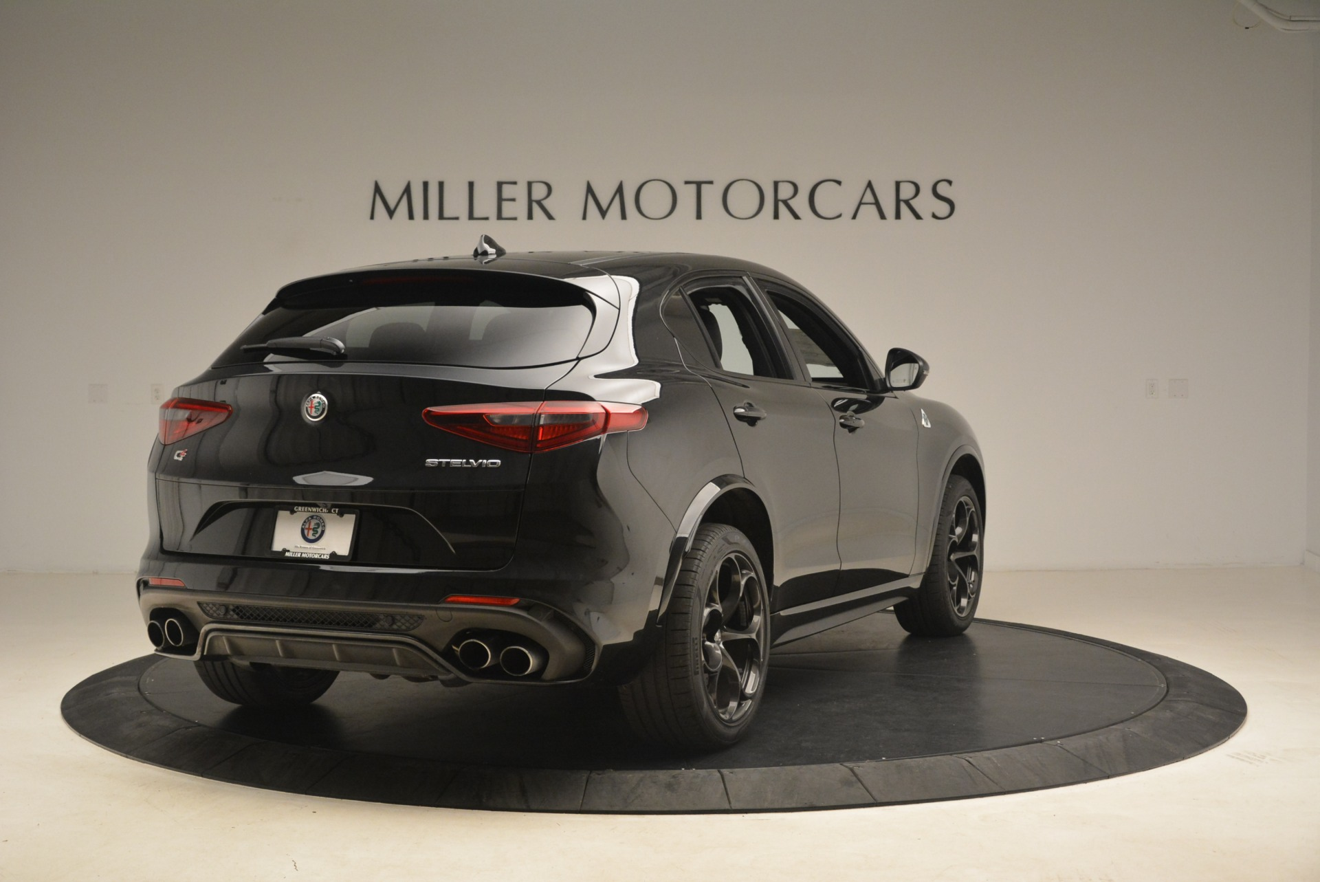 New 2018 Alfa Romeo Stelvio Quadrifoglio For Sale In Greenwich, CT 2253_p7