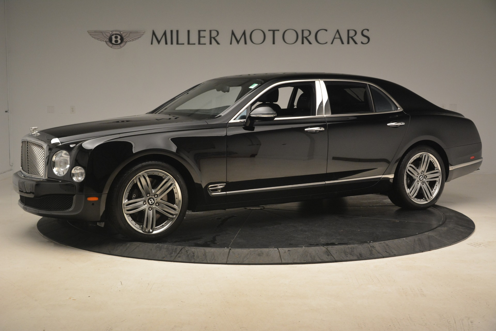 Used 2013 Bentley Mulsanne Le Mans Edition For Sale In Greenwich, CT 2255_p2