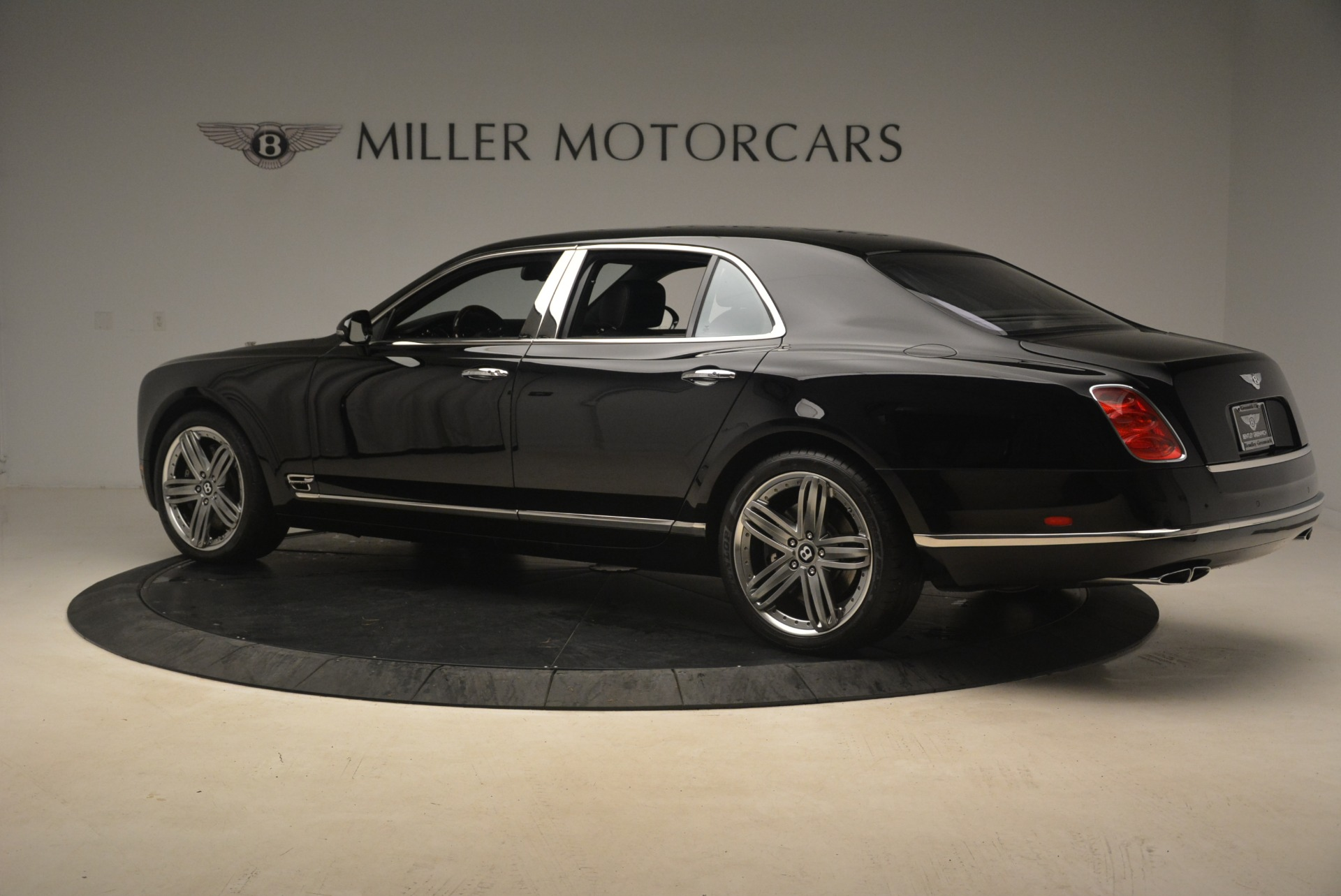 Used 2013 Bentley Mulsanne Le Mans Edition For Sale In Greenwich, CT 2255_p4
