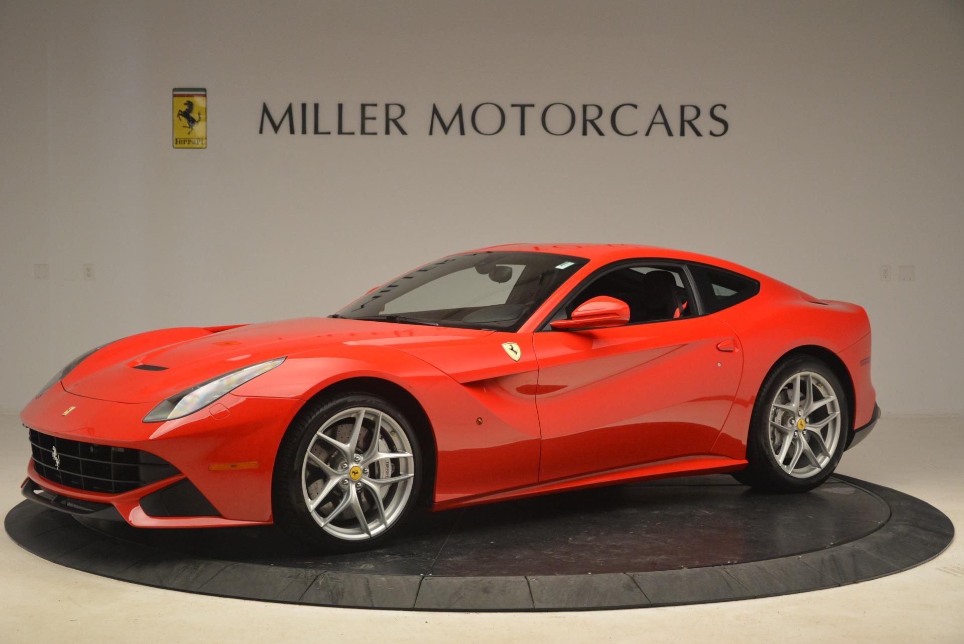 Used 2014 Ferrari F12 Berlinetta  For Sale In Greenwich, CT 2256_p2