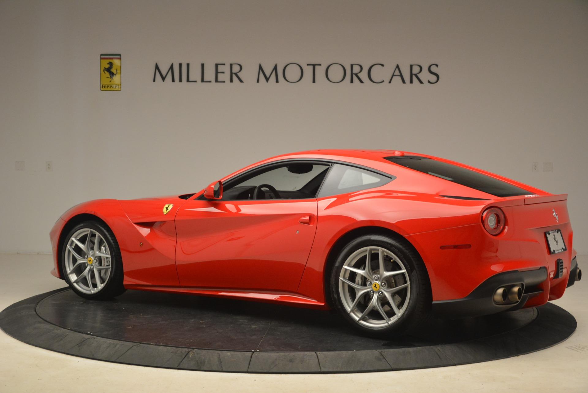 Used 2014 Ferrari F12 Berlinetta  For Sale In Greenwich, CT 2256_p4