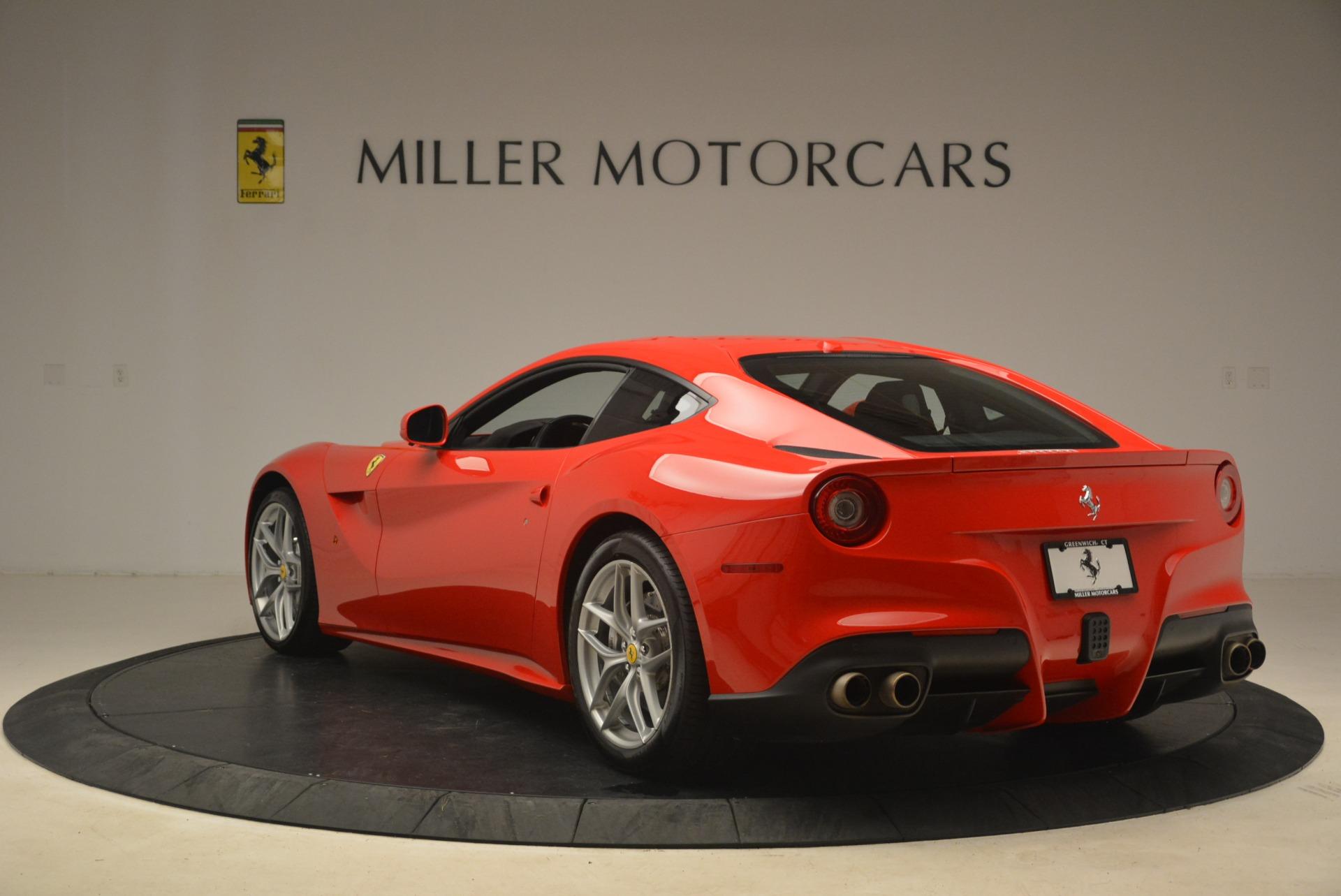 Used 2014 Ferrari F12 Berlinetta  For Sale In Greenwich, CT 2256_p5