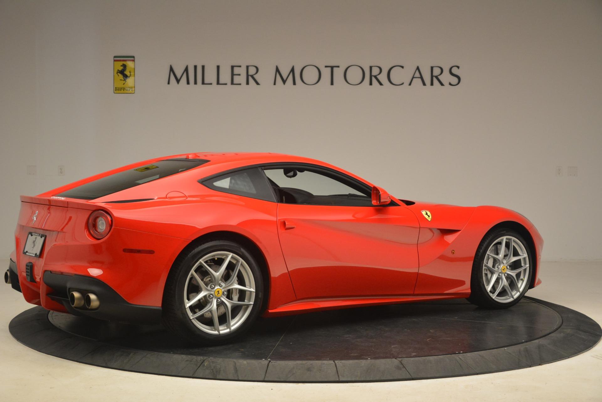 Used 2014 Ferrari F12 Berlinetta  For Sale In Greenwich, CT 2256_p8
