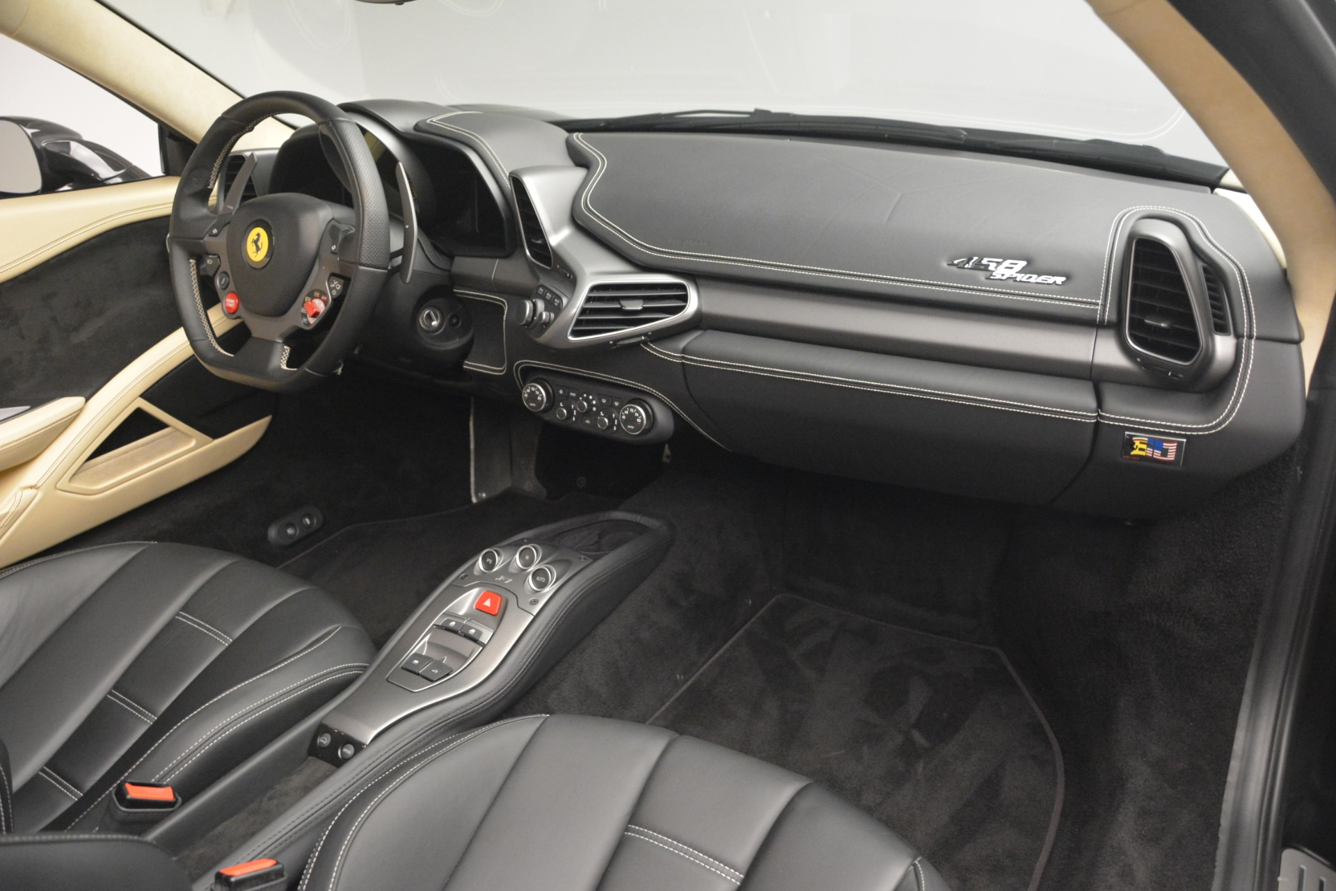 Used 2014 Ferrari 458 Spider  For Sale In Greenwich, CT 2258_p29