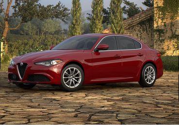 New 2018 Alfa Romeo Giulia Q4 For Sale In Greenwich, CT 2259_main