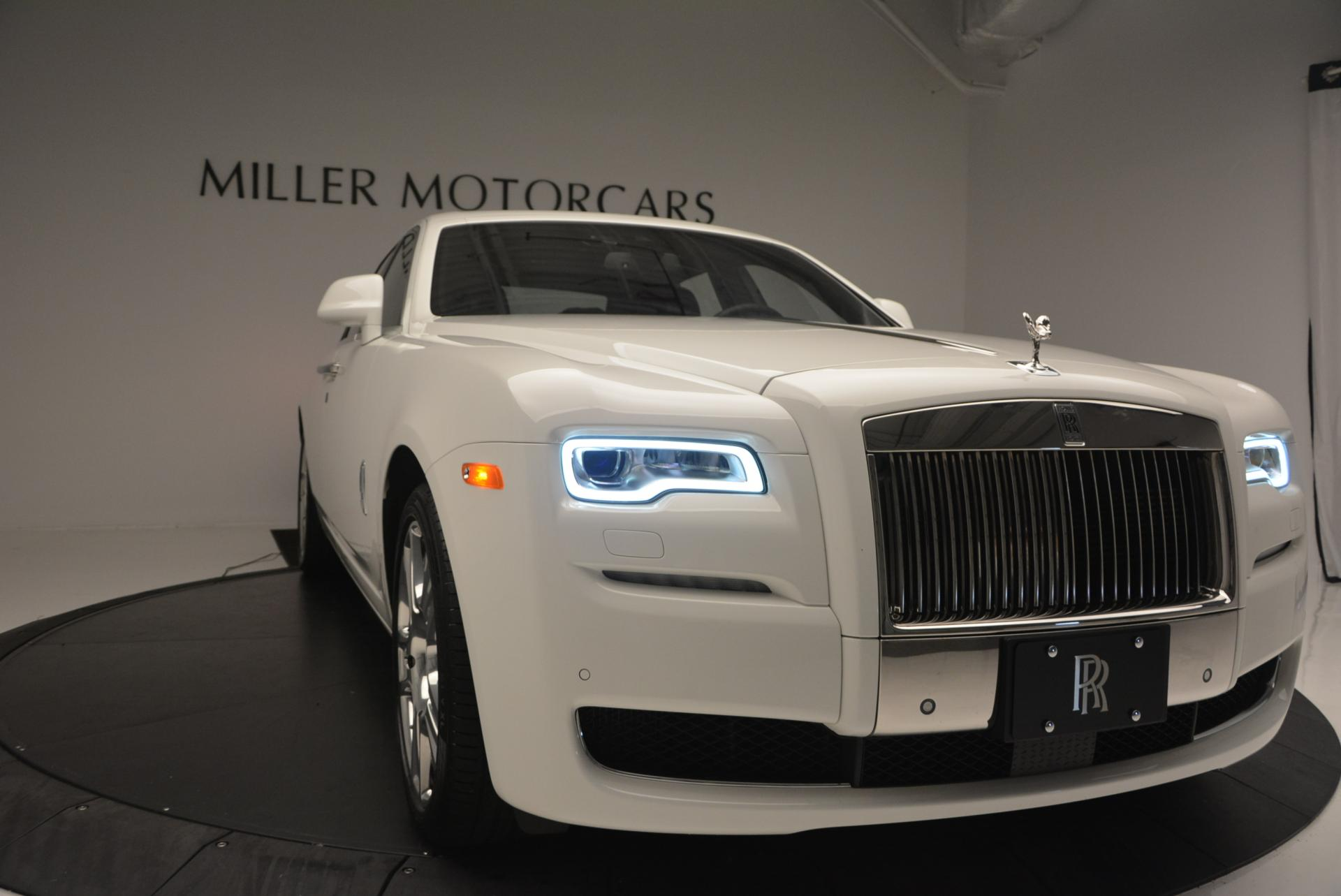New 2016 Rolls-Royce Ghost Series II  For Sale In Greenwich, CT 226_p13