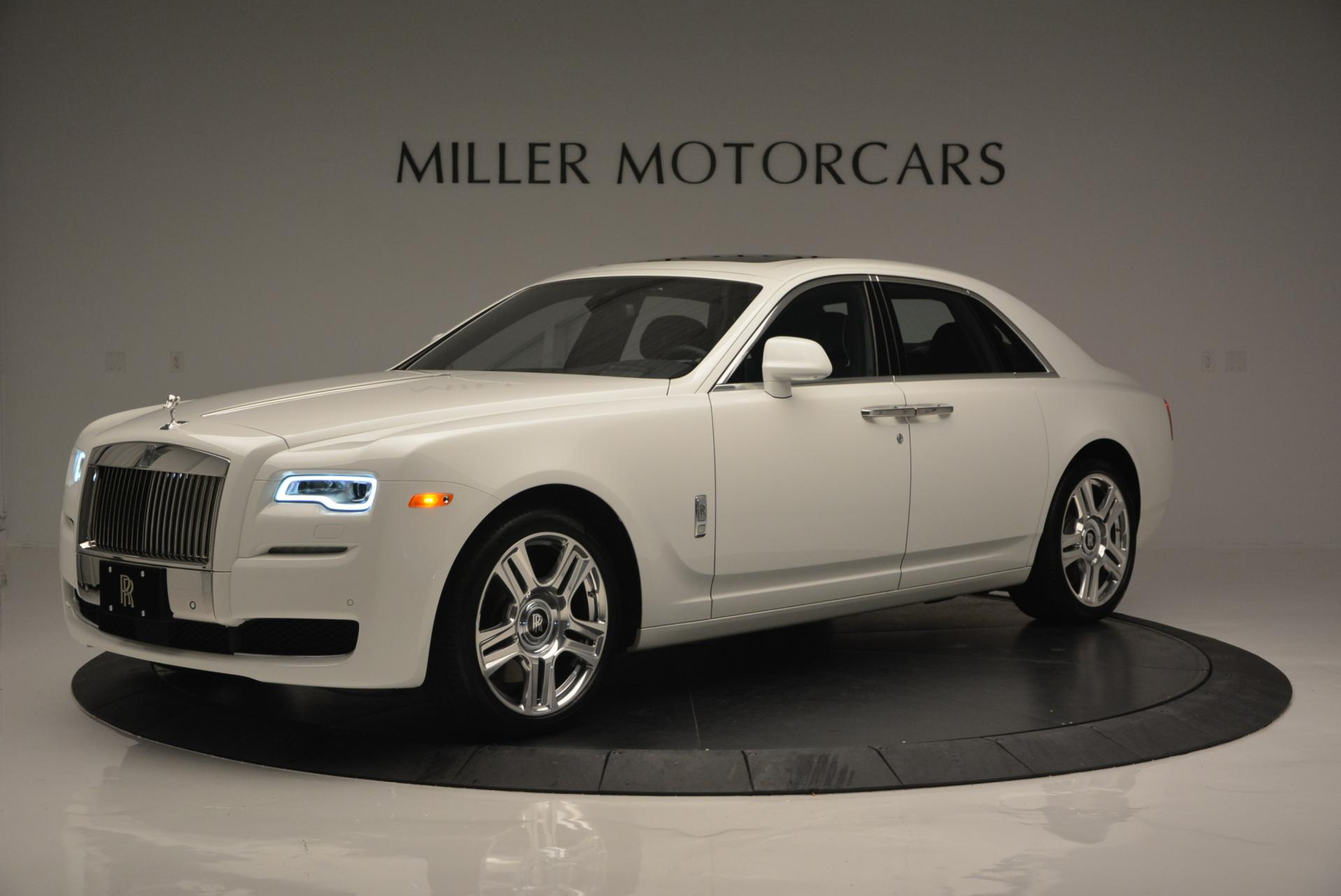 New 2016 Rolls-Royce Ghost Series II  For Sale In Greenwich, CT 226_p2