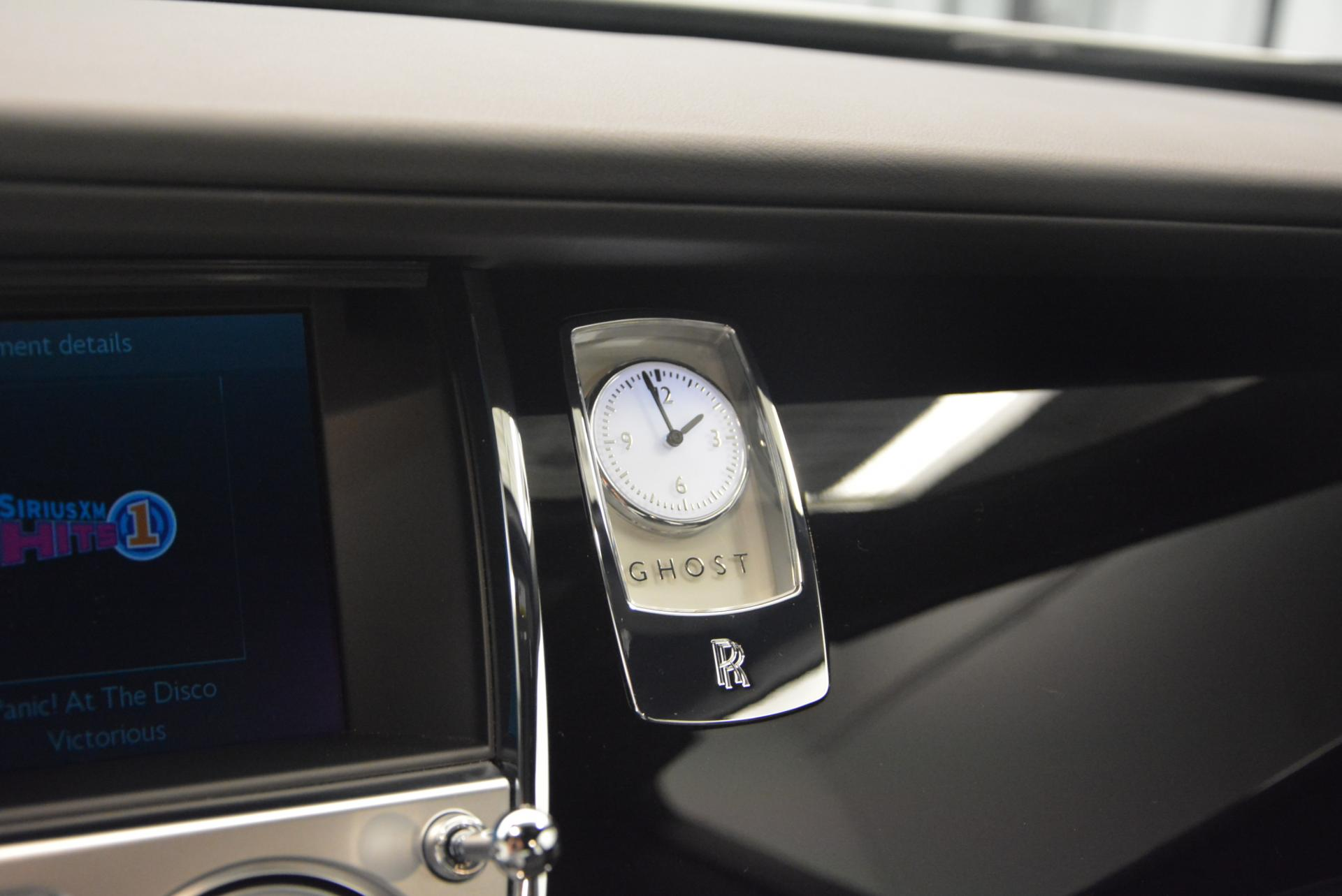 New 2016 Rolls-Royce Ghost Series II  For Sale In Greenwich, CT 226_p30