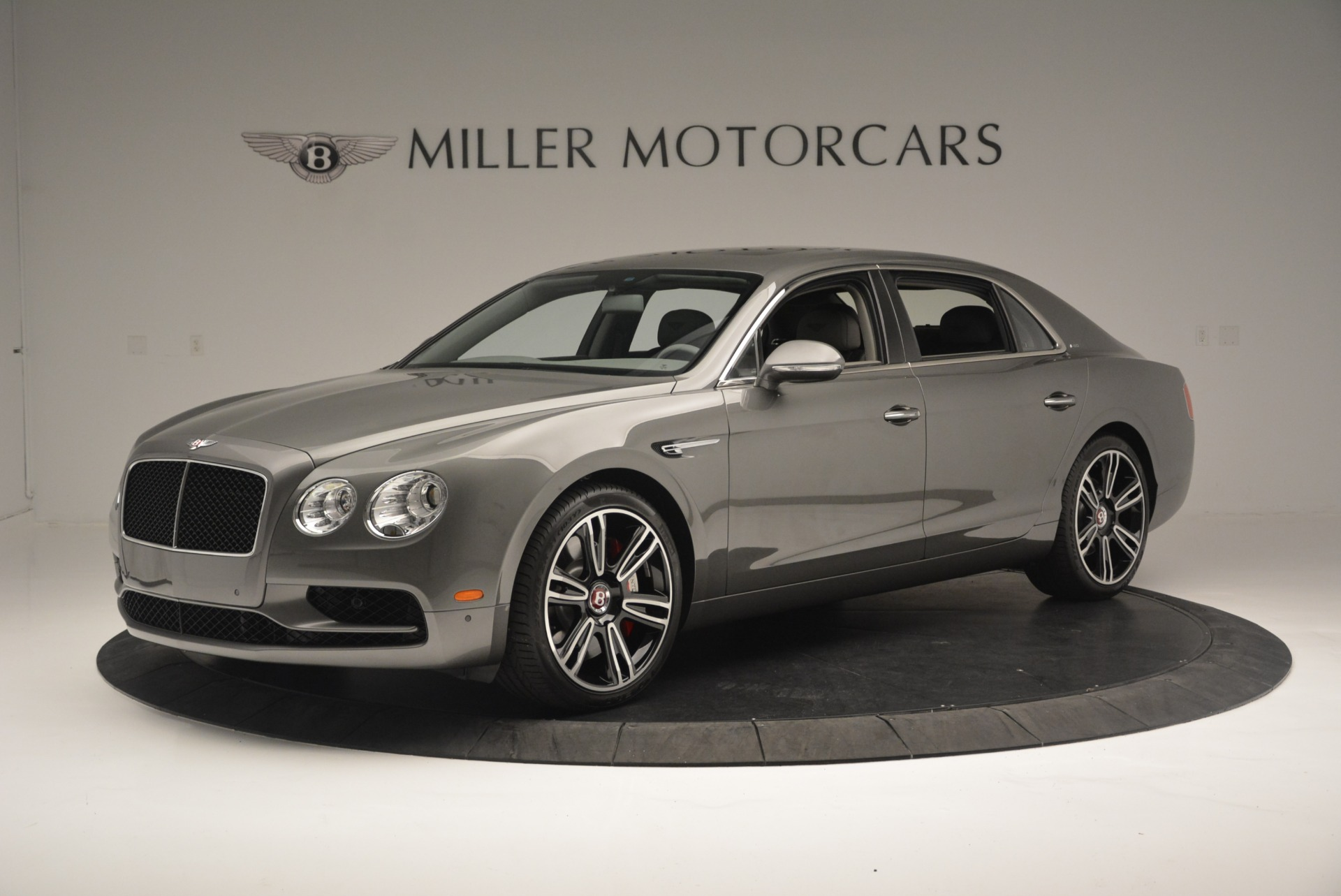 Used 2017 Bentley Flying Spur V8 S For Sale In Greenwich, CT 2263_p2