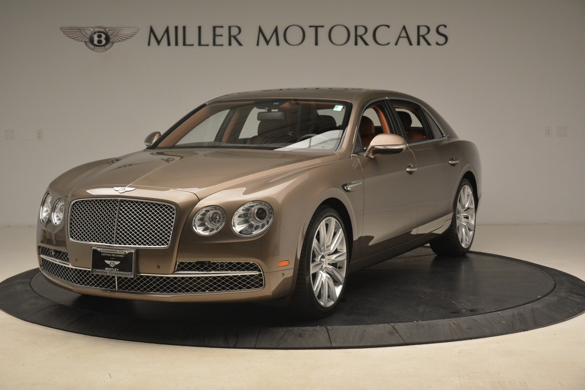 Used 2015 Bentley Flying Spur W12 For Sale In Greenwich, CT 2266_main
