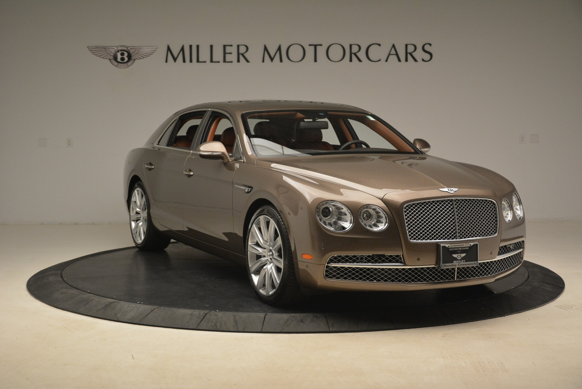 Used 2015 Bentley Flying Spur W12 For Sale In Greenwich, CT 2266_p11