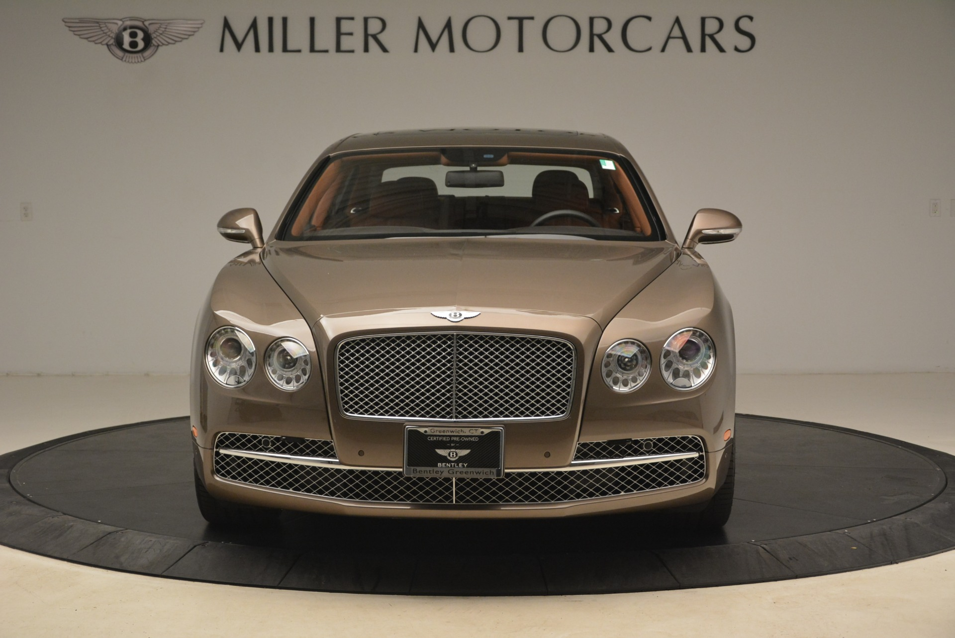 Used 2015 Bentley Flying Spur W12 For Sale In Greenwich, CT 2266_p12