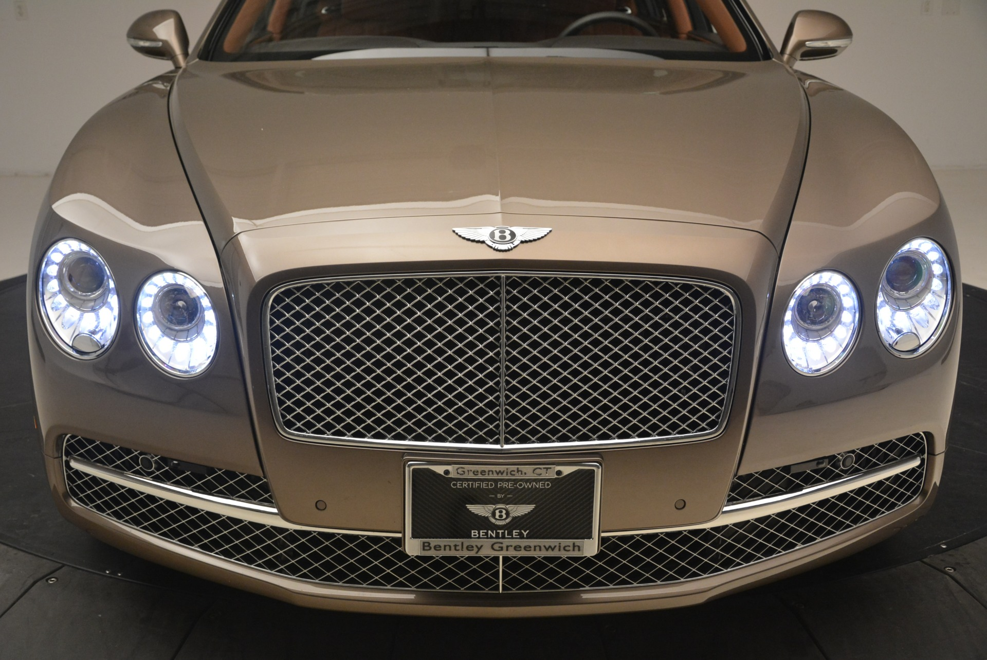 Used 2015 Bentley Flying Spur W12 For Sale In Greenwich, CT 2266_p14