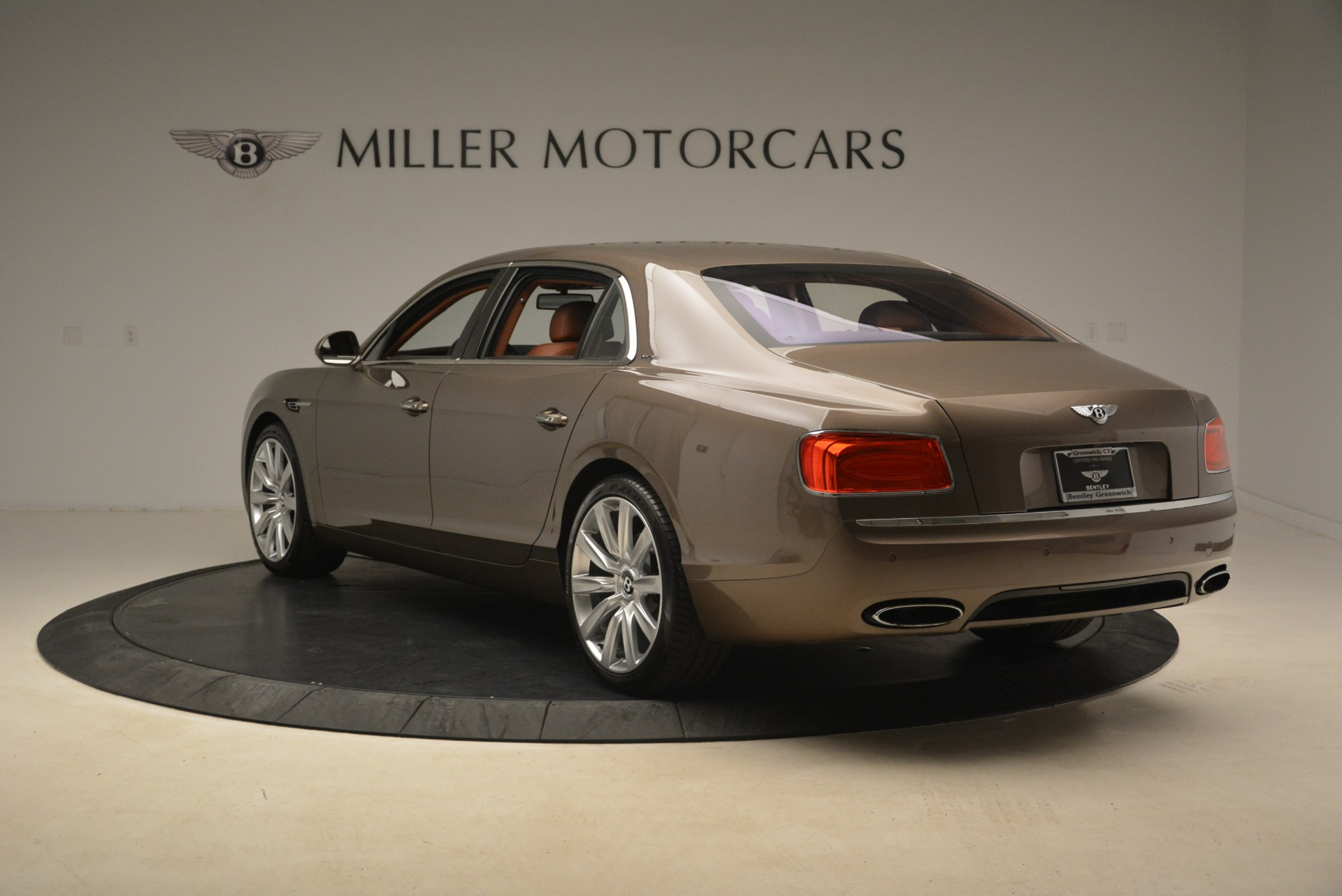 Used 2015 Bentley Flying Spur W12 For Sale In Greenwich, CT 2266_p5