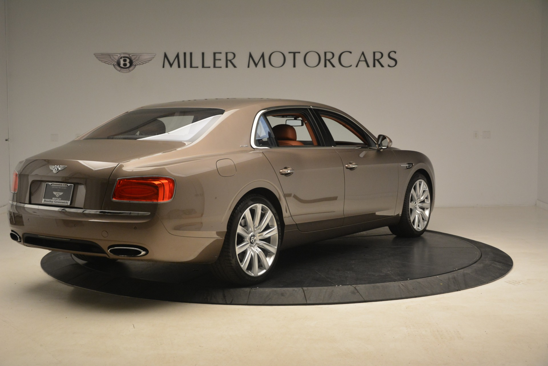 Used 2015 Bentley Flying Spur W12 For Sale In Greenwich, CT 2266_p7