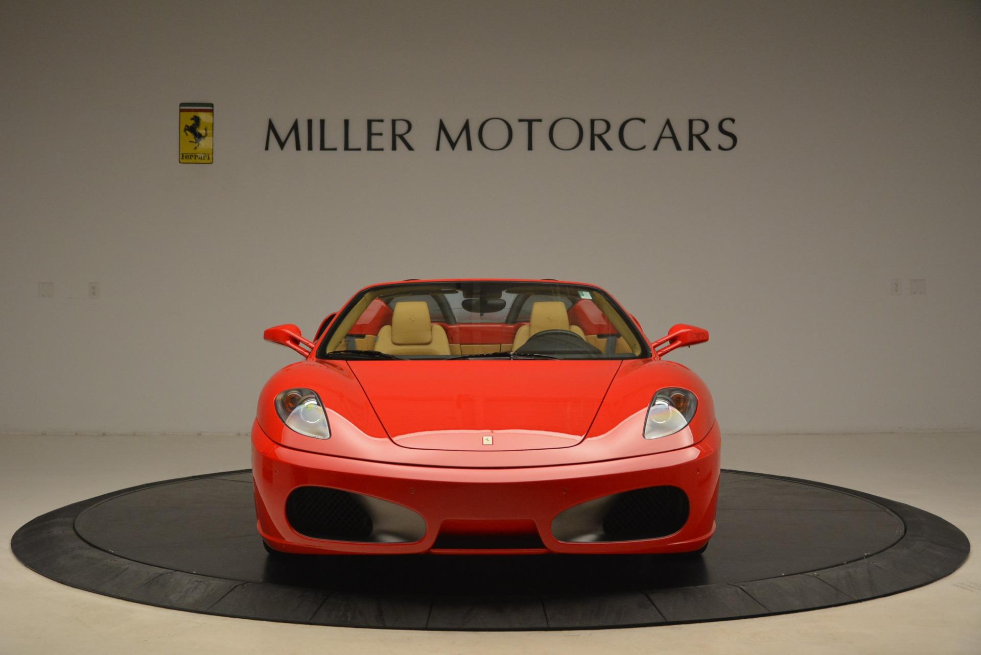 Used 2008 Ferrari F430 Spider For Sale In Greenwich, CT 2268_p12