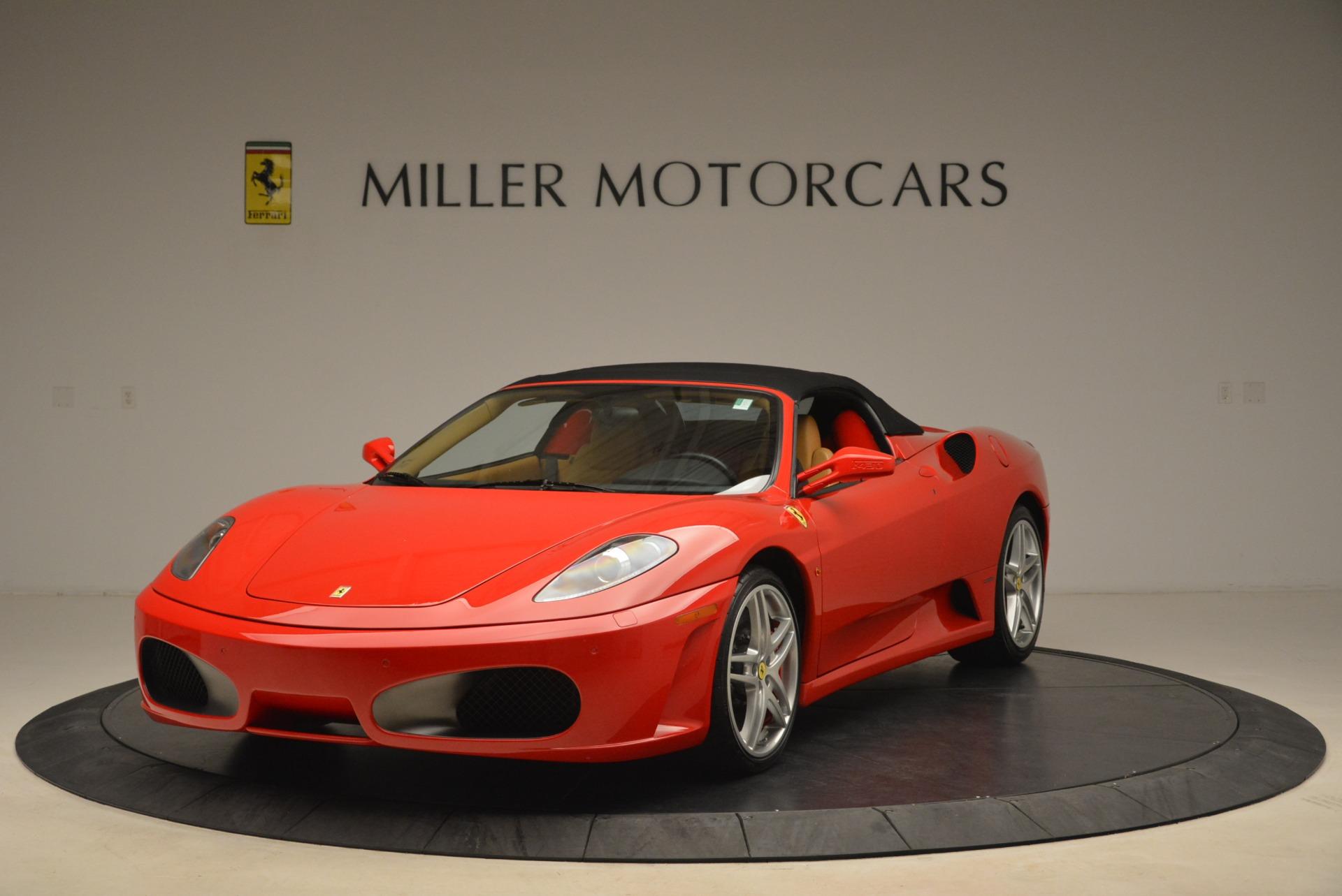 Used 2008 Ferrari F430 Spider For Sale In Greenwich, CT 2268_p13