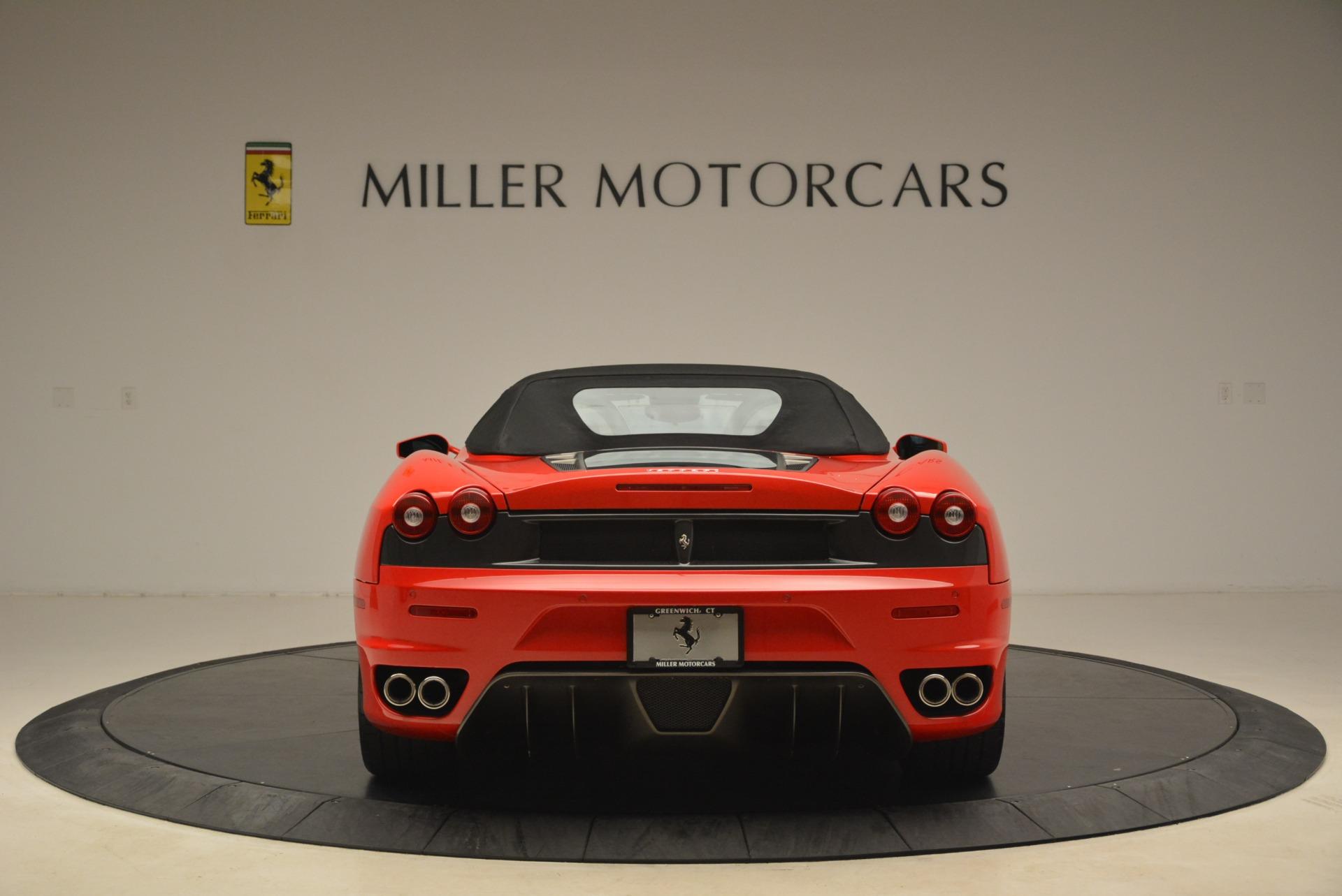 Used 2008 Ferrari F430 Spider For Sale In Greenwich, CT 2268_p18