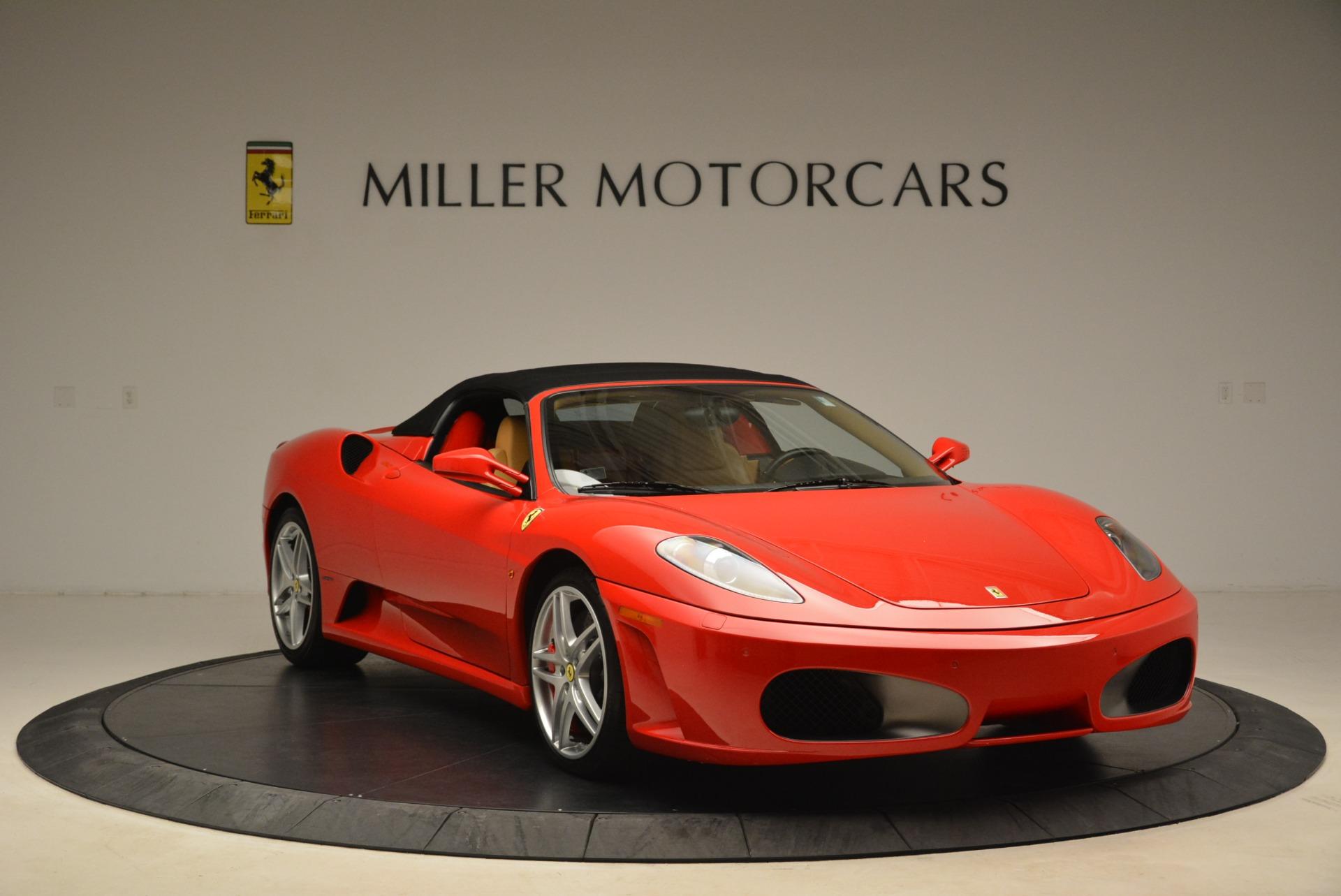 Used 2008 Ferrari F430 Spider For Sale In Greenwich, CT 2268_p23