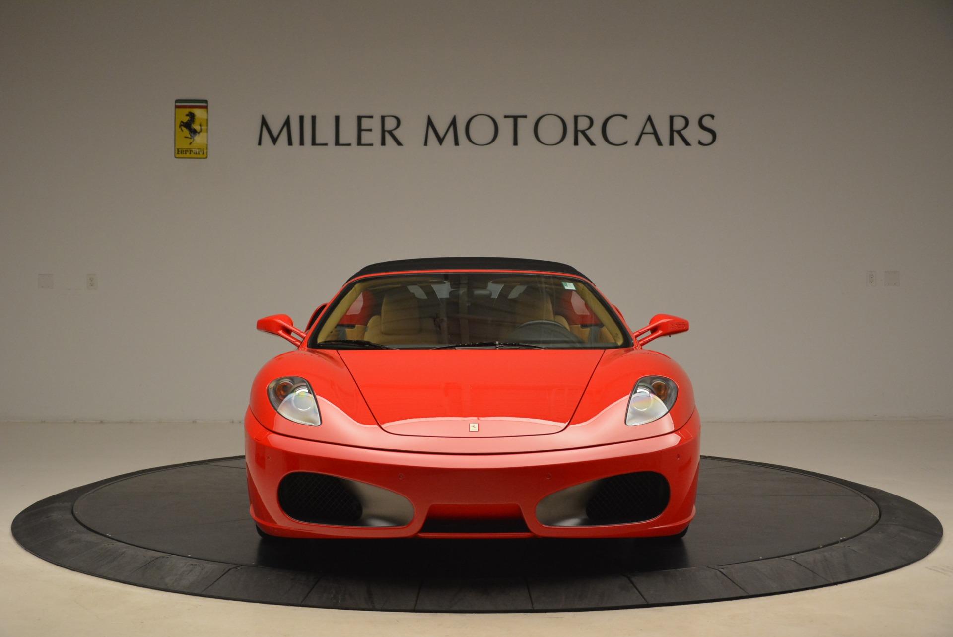 Used 2008 Ferrari F430 Spider For Sale In Greenwich, CT 2268_p24
