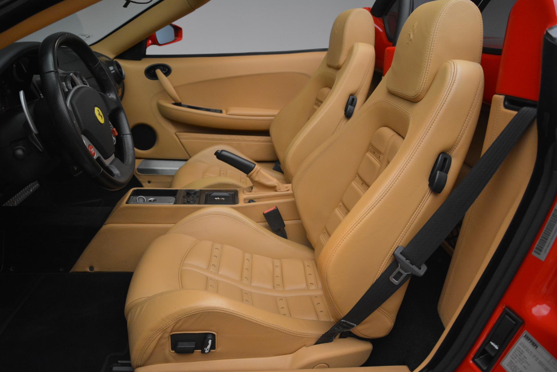 Used 2008 Ferrari F430 Spider For Sale In Greenwich, CT 2268_p26